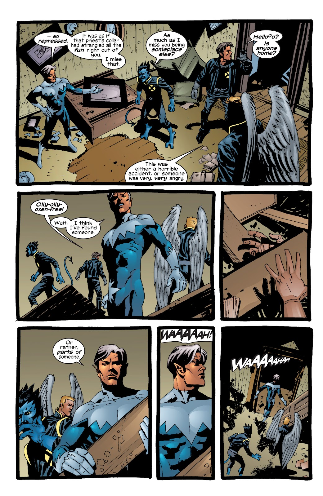 Read online X-Men: Unstoppable comic -  Issue # TPB (Part 2) - 6