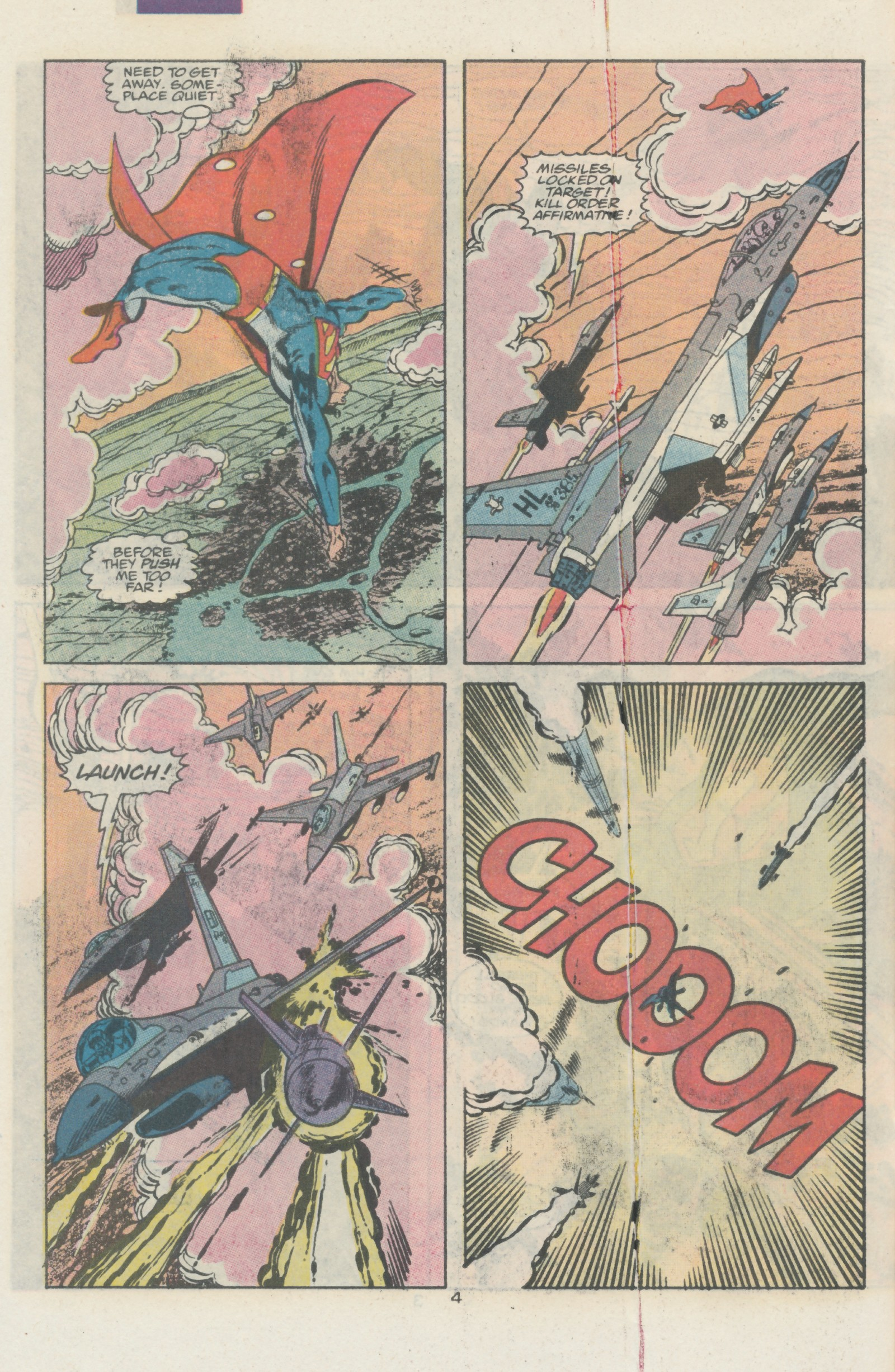 Read online Action Comics (1938) comic -  Issue #666 - 5