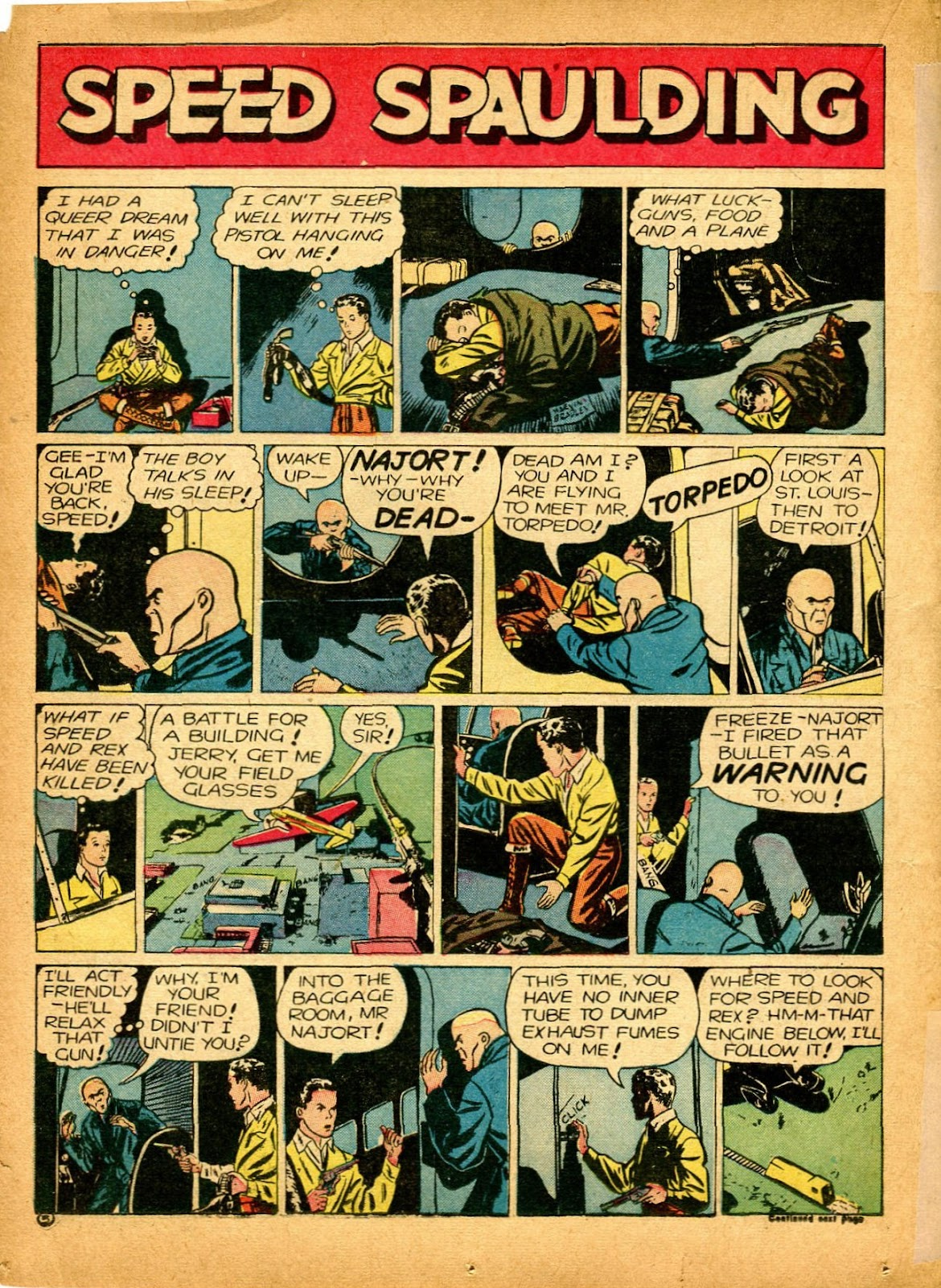 Read online Famous Funnies comic -  Issue #84 - 24