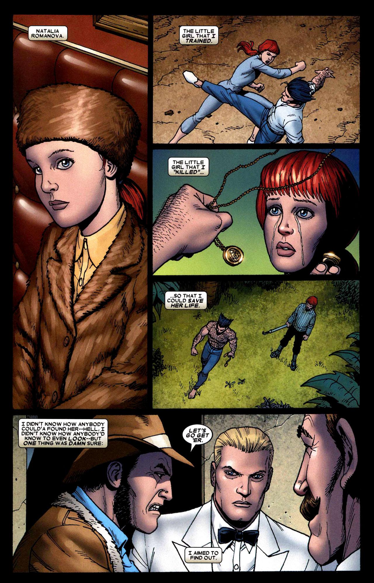 Read online Wolverine: Origins comic -  Issue #16 - 11
