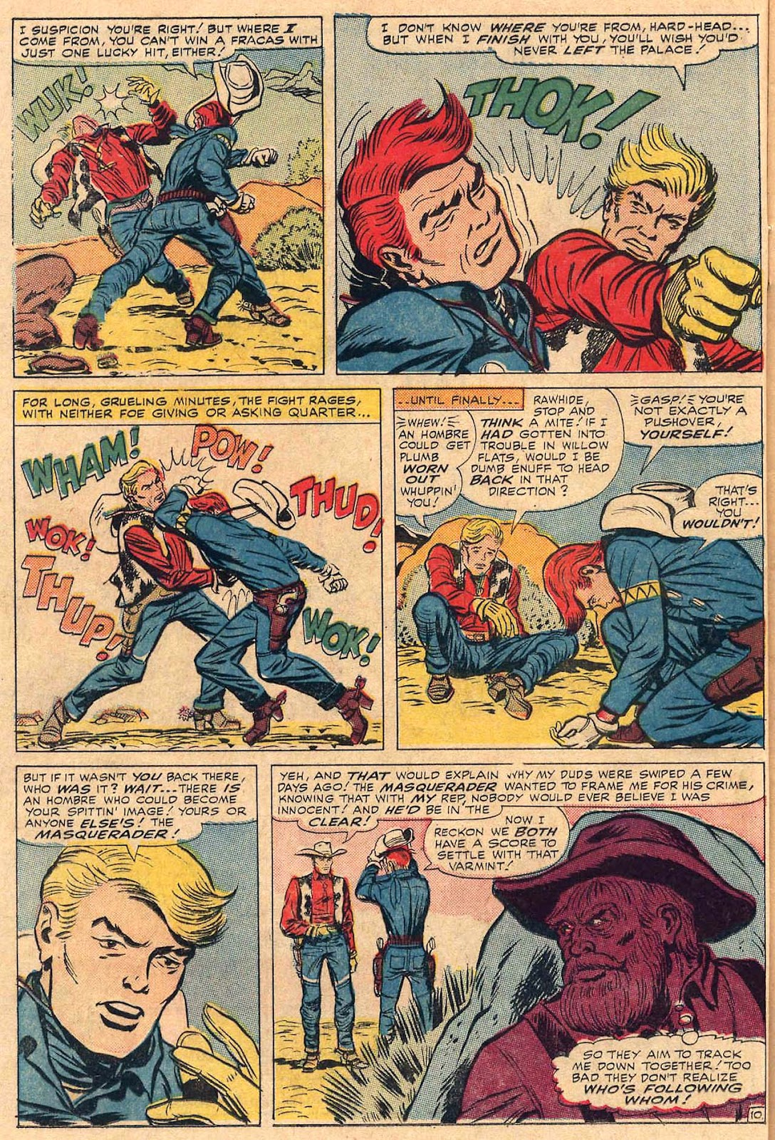 The Rawhide Kid (1955) issue 50 - Page 14
