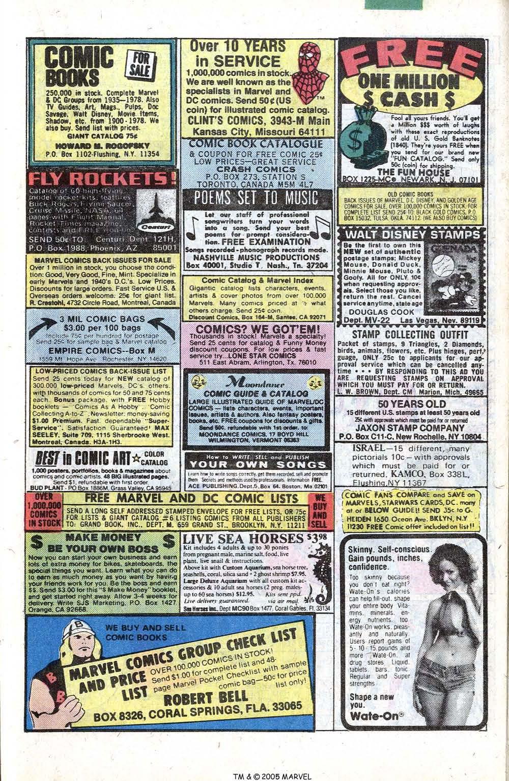 Read online Uncanny X-Men (1963) comic -  Issue # _Annual 4 - 35