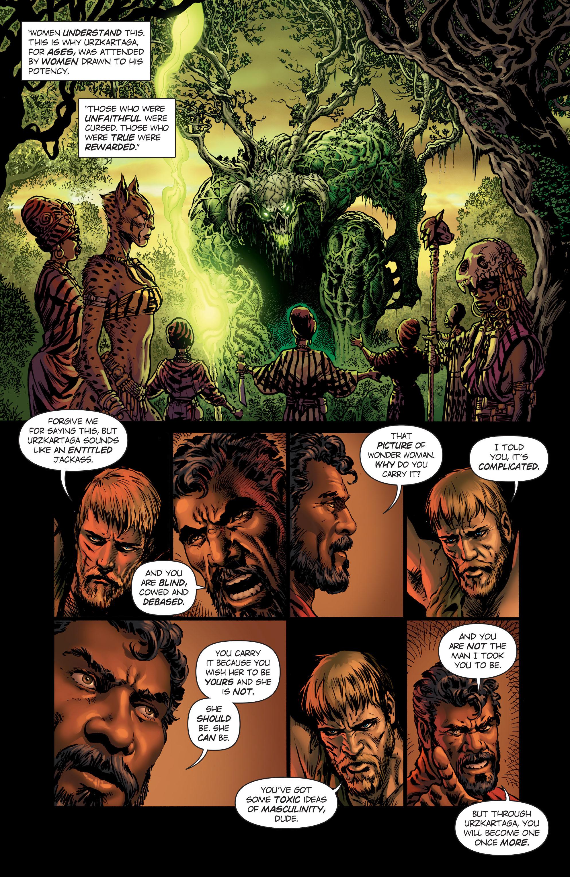 Read online Wonder Woman (2016) comic -  Issue #5 - 17