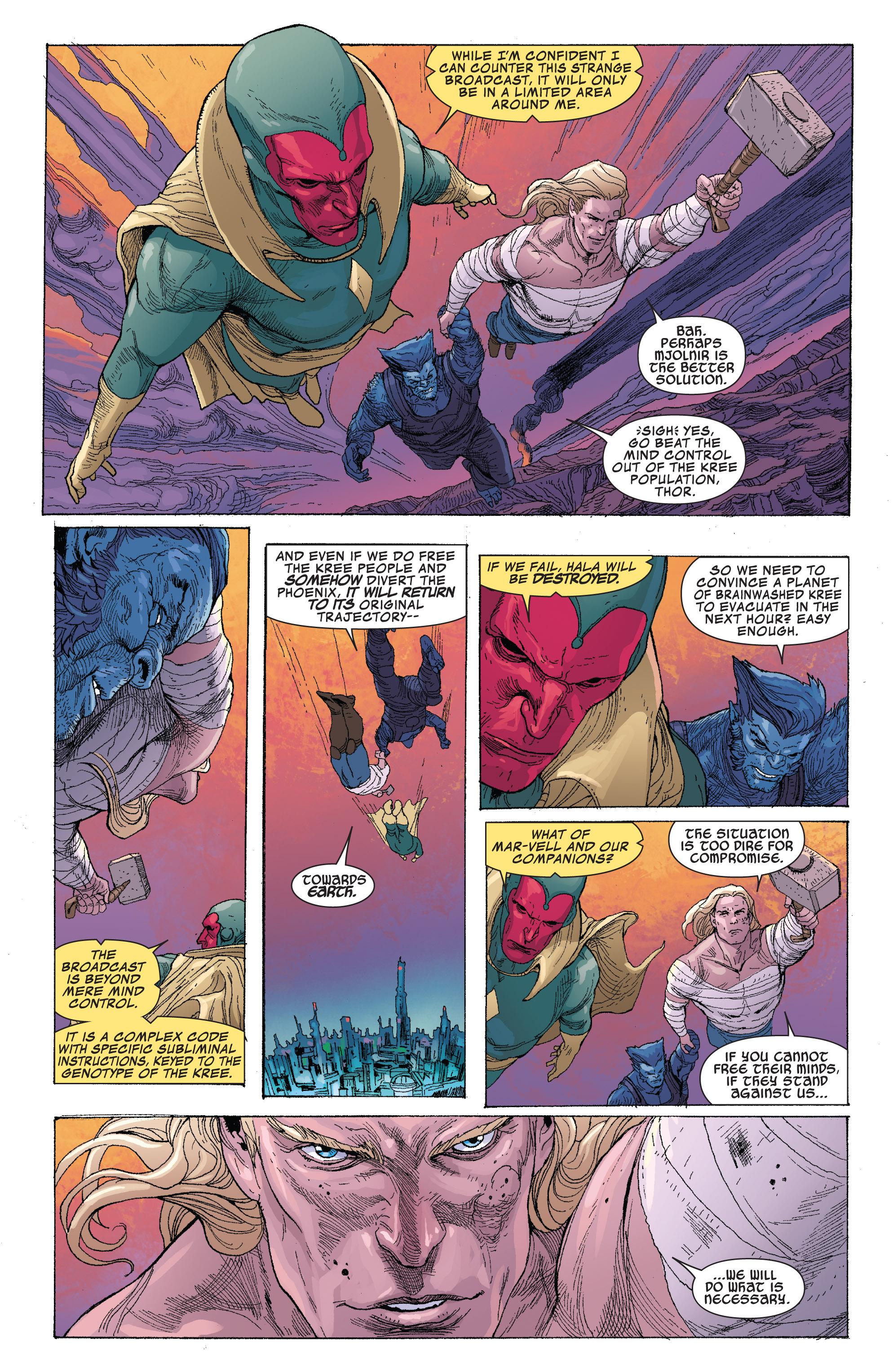 Read online Secret Avengers (2010) comic -  Issue #27 - 16