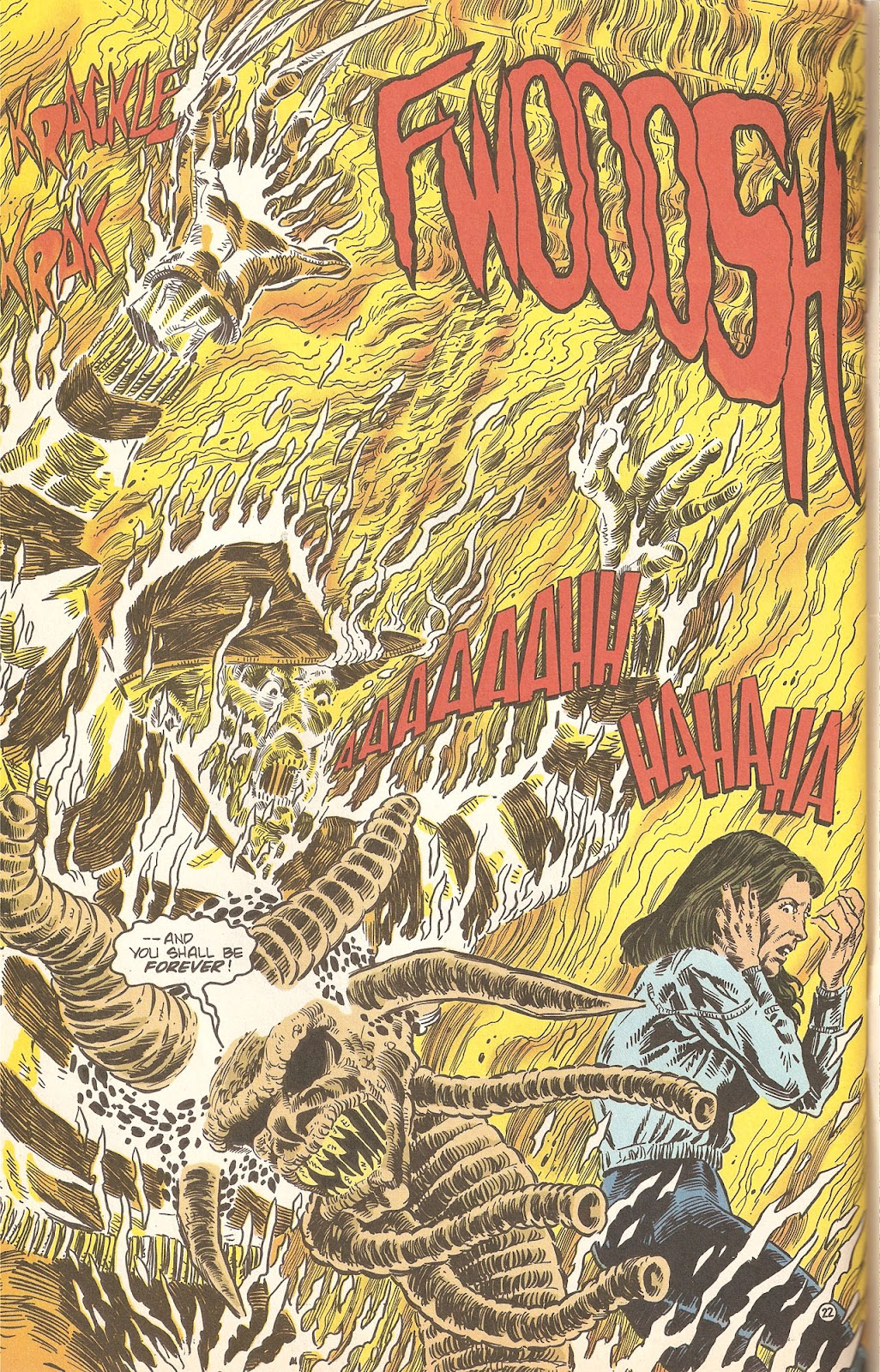 Read online A Nightmare on Elm Street: The Beginning comic -  Issue #2 - 24