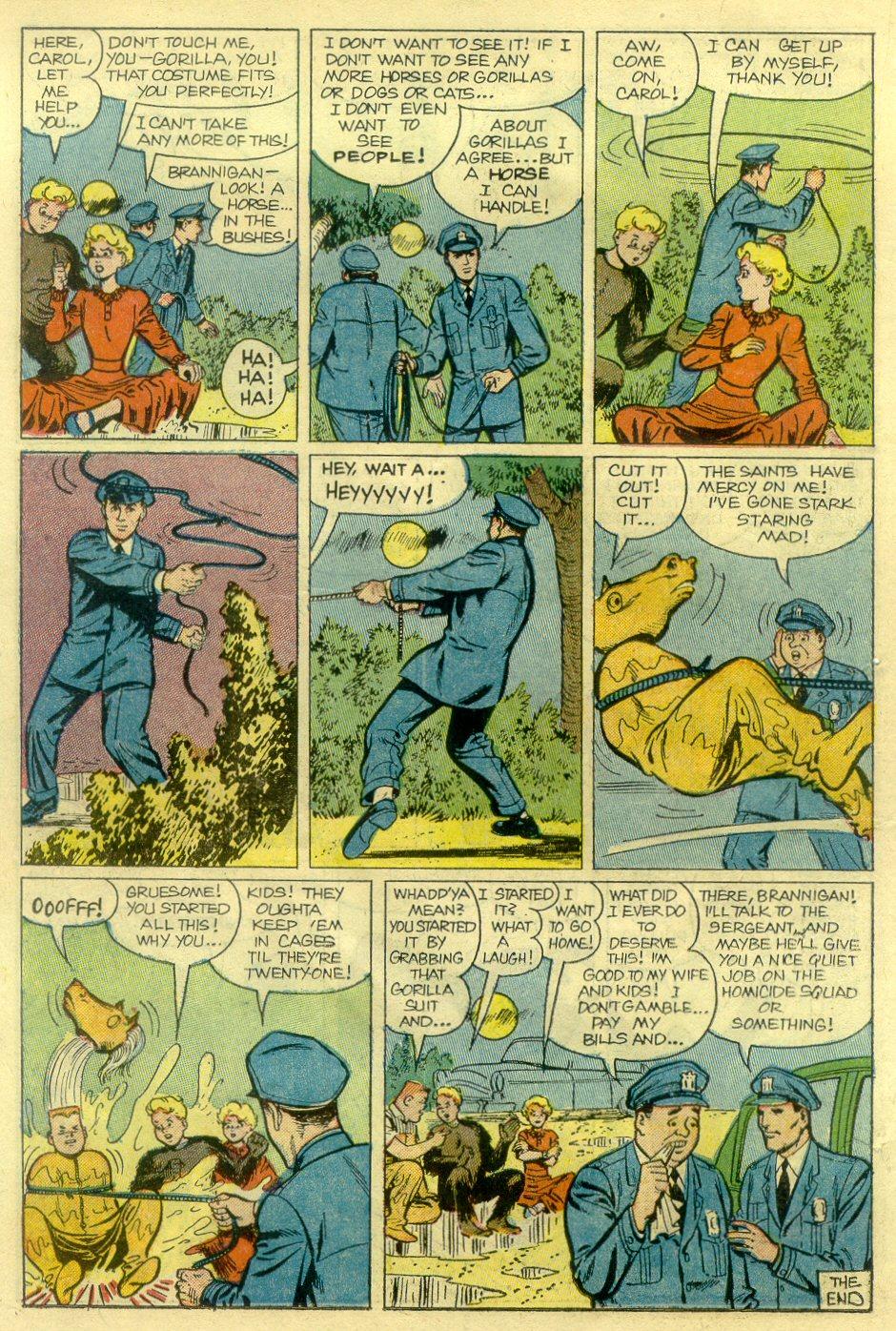 Daredevil (1941) #134 #134 - English 22