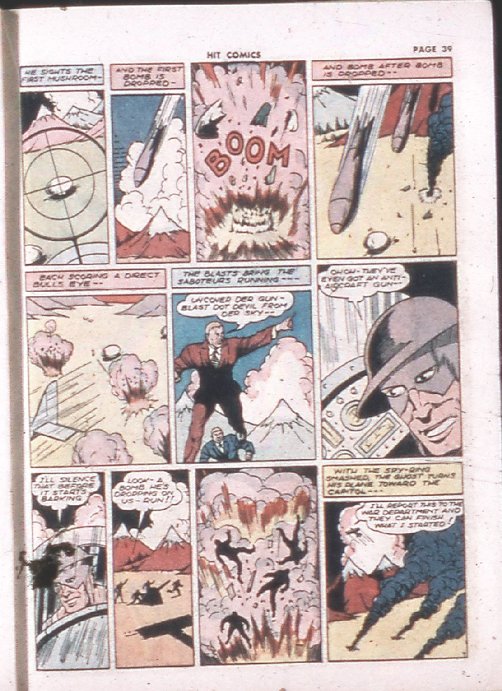 Read online Hit Comics comic -  Issue #24 - 41