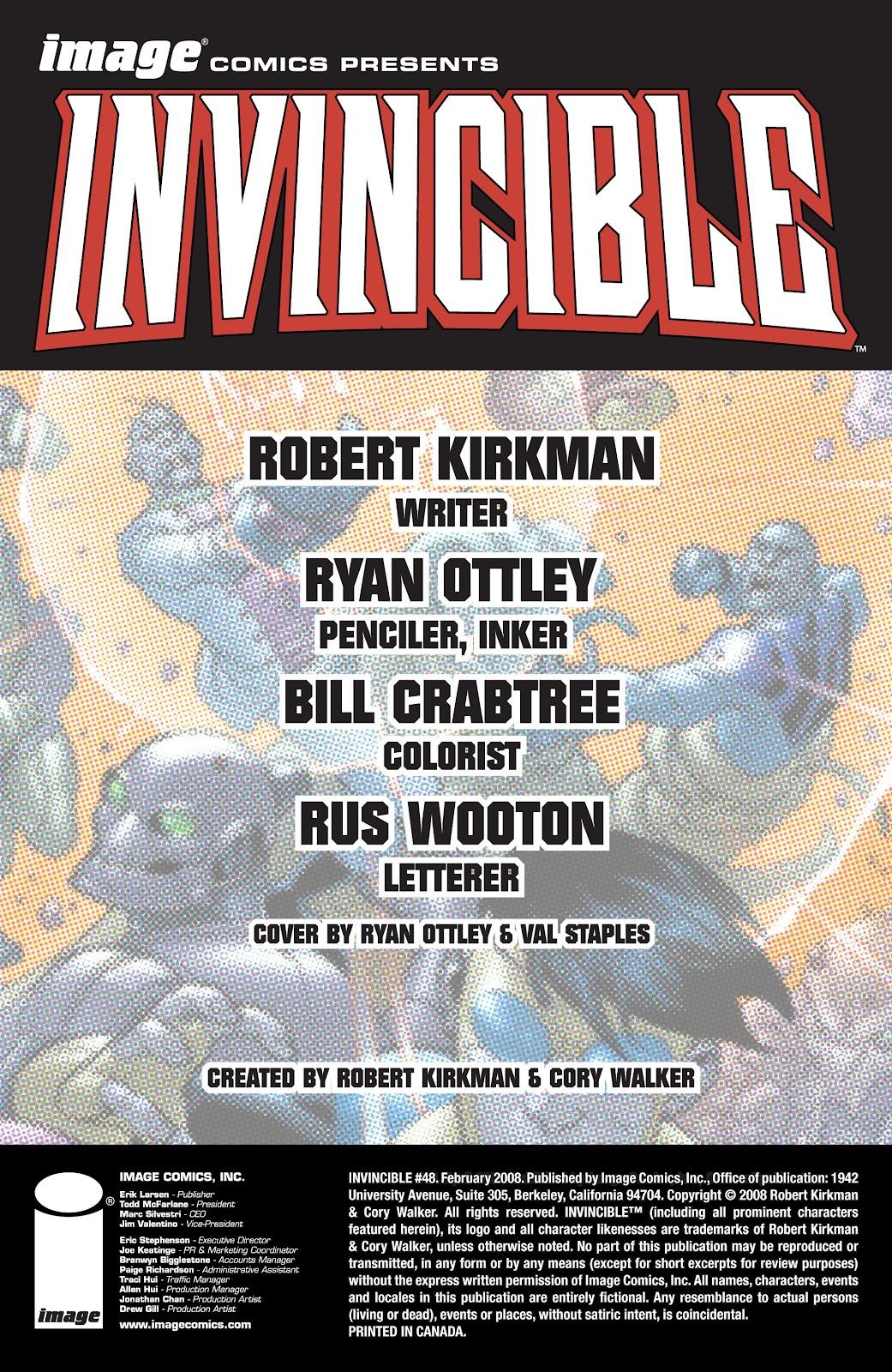 Invincible (2003) 48 Page 2