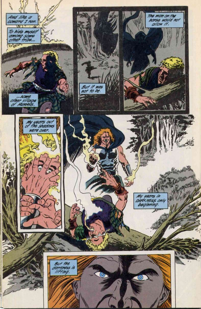 Read online Doctor Zero comic -  Issue #8 - 22