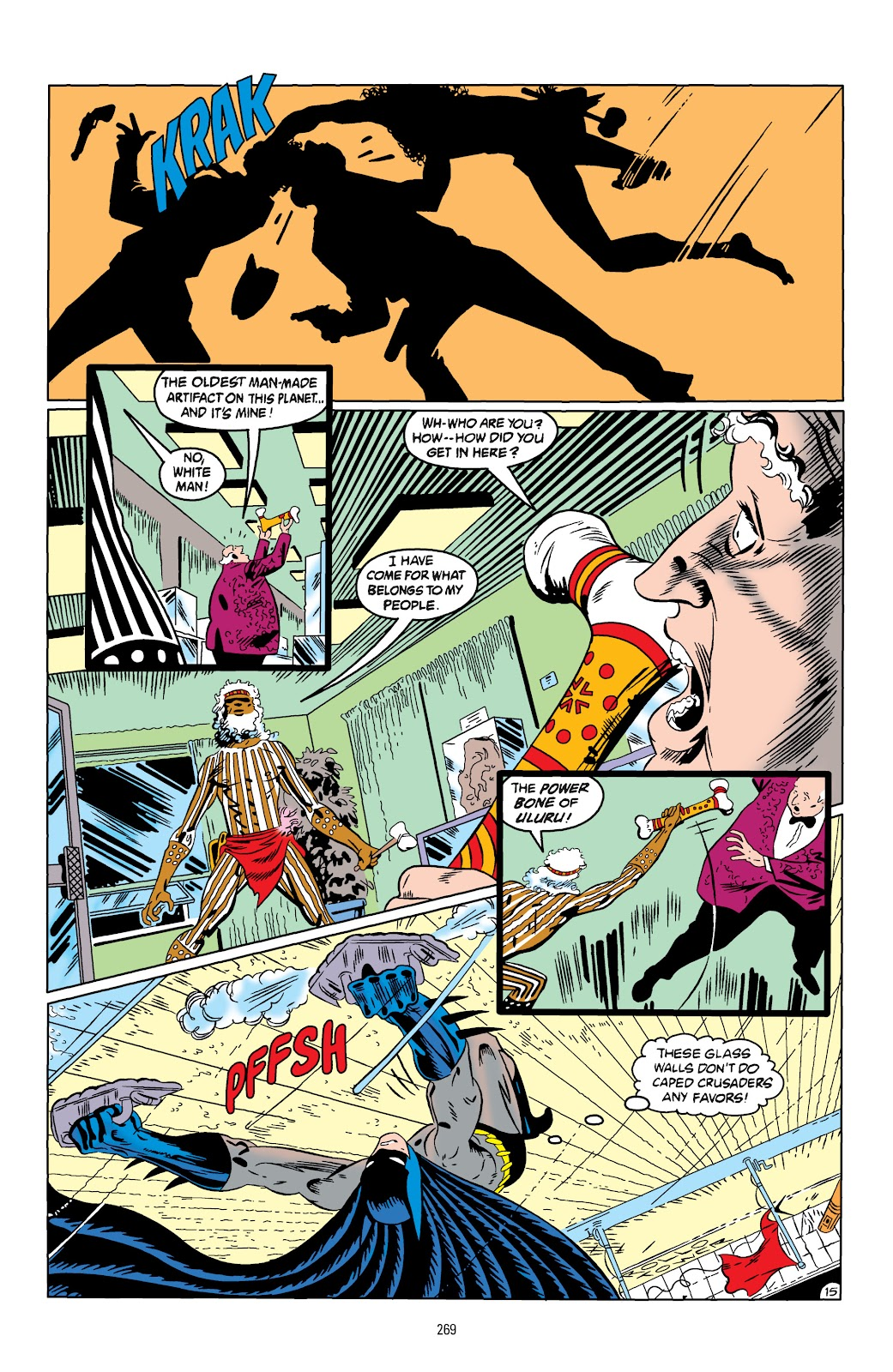 Read online Detective Comics (1937) comic -  Issue # _TPB Batman - The Dark Knight Detective 2 (Part 3) - 71