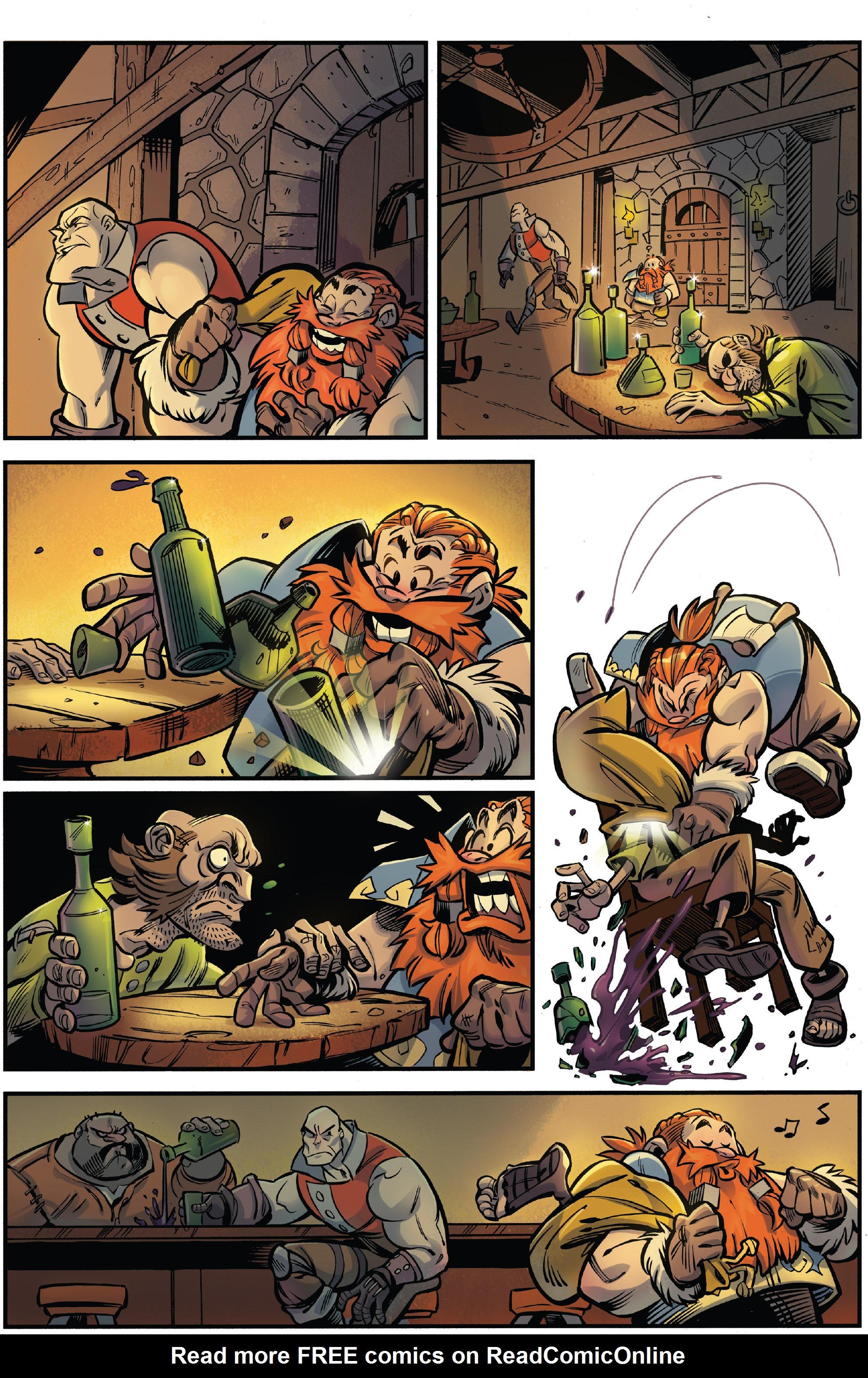 Read online Skullkickers comic -  Issue #18 - 13