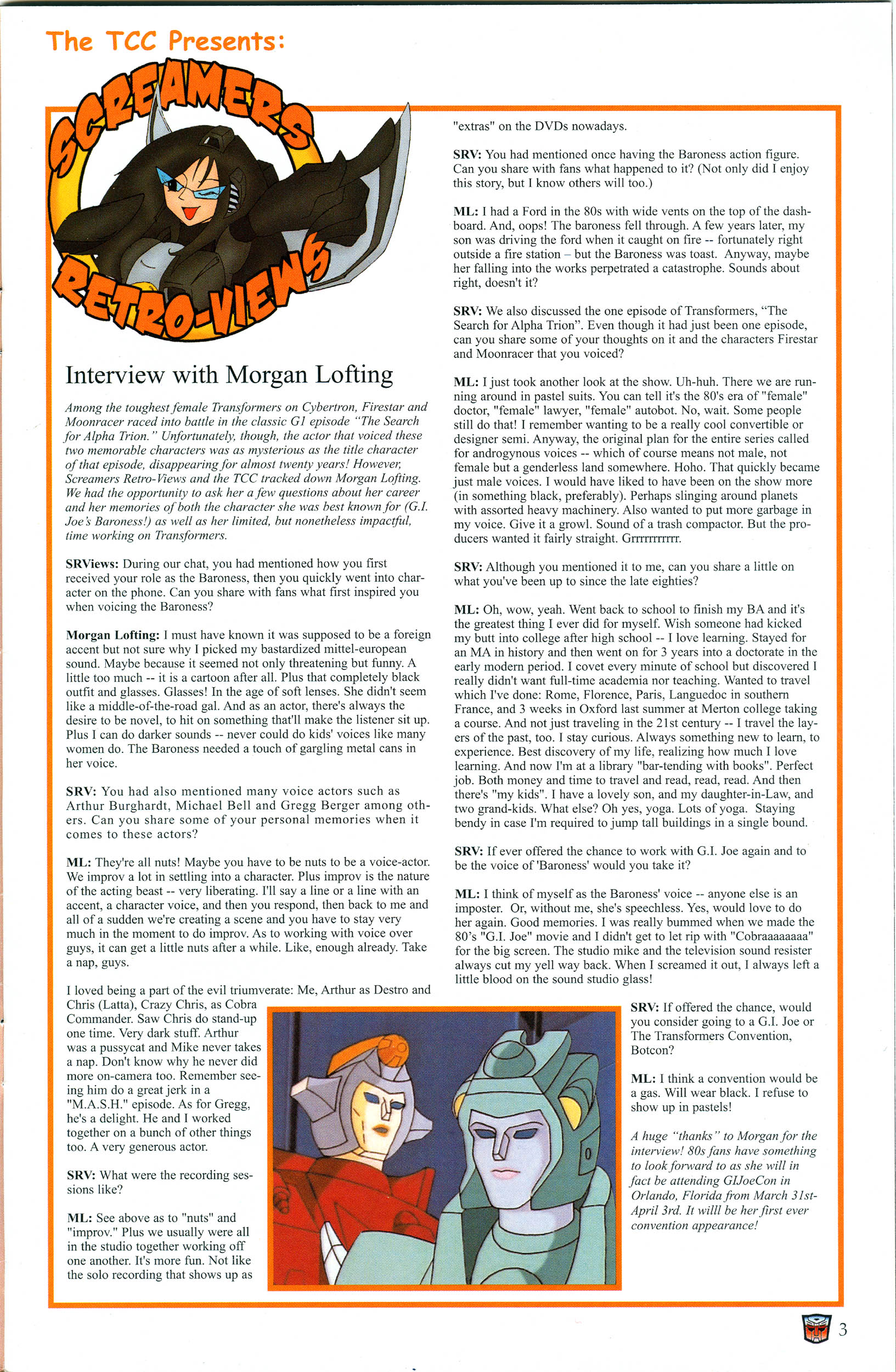 Read online Transformers: Collectors' Club comic -  Issue #38 - 3