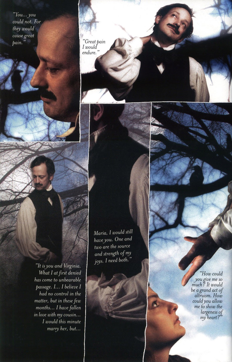 Read online In the Shadow of Edgar Allan Poe comic -  Issue # TPB - 40