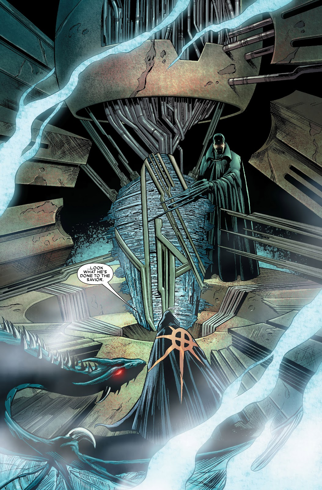 Annihilation: Conquest - Quasar issue 3 - Page 16