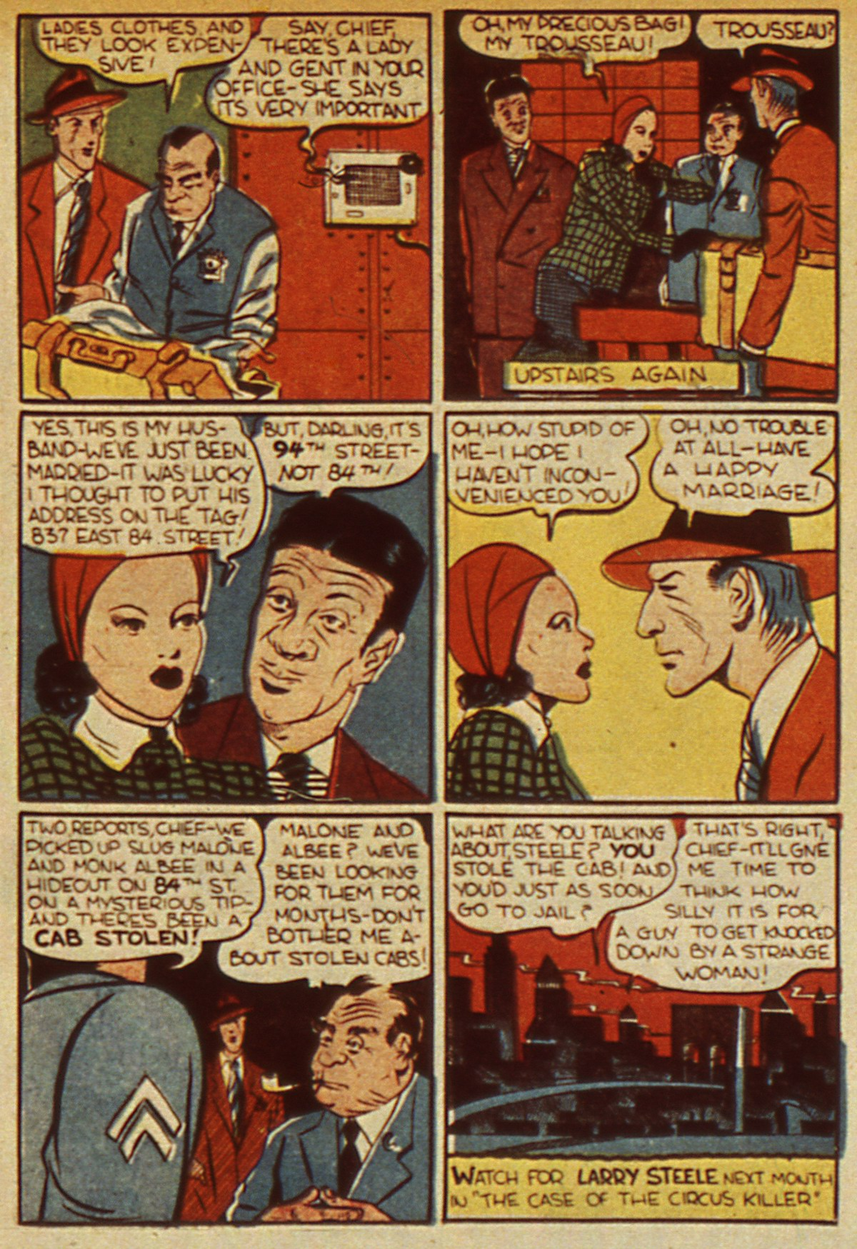 Read online Detective Comics (1937) comic -  Issue #45 - 29