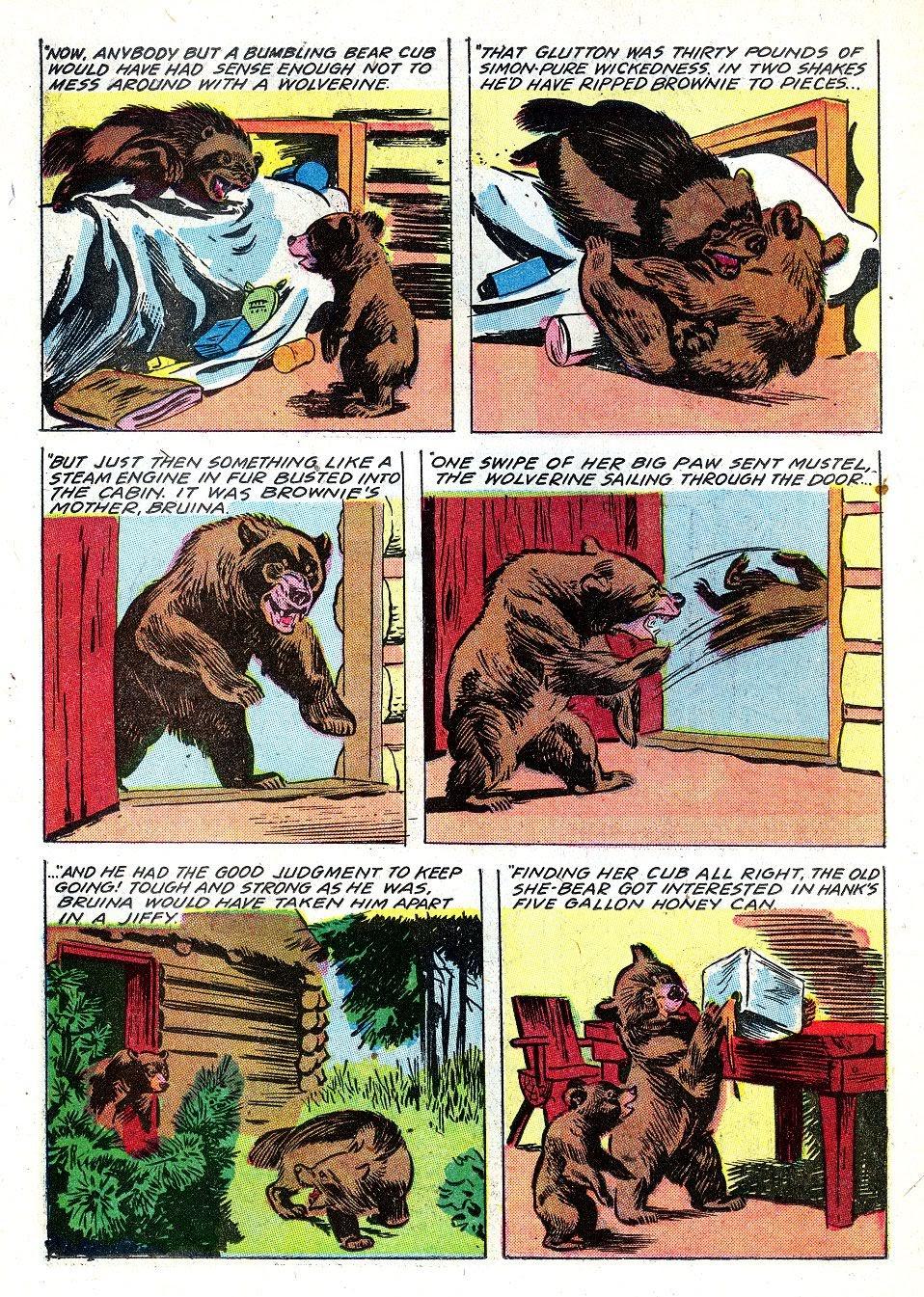 Read online Animal Comics comic -  Issue #28 - 28