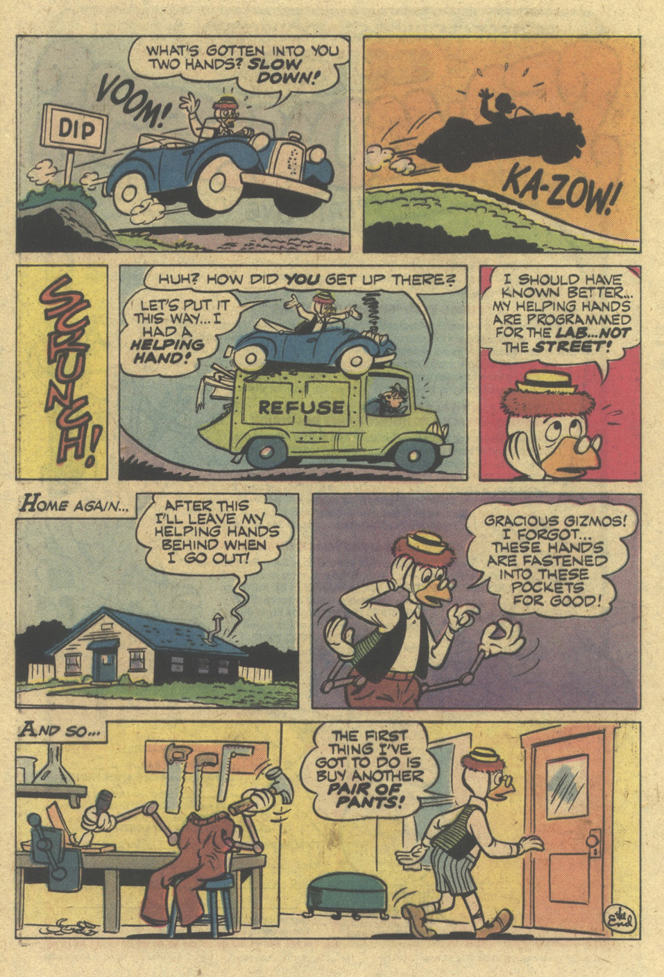 Walt Disney's Comics and Stories issue 450 - Page 24