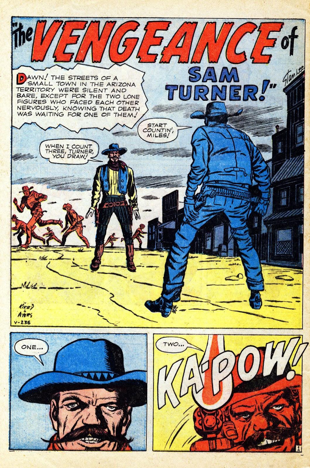 Gunsmoke Western issue 65 - Page 12