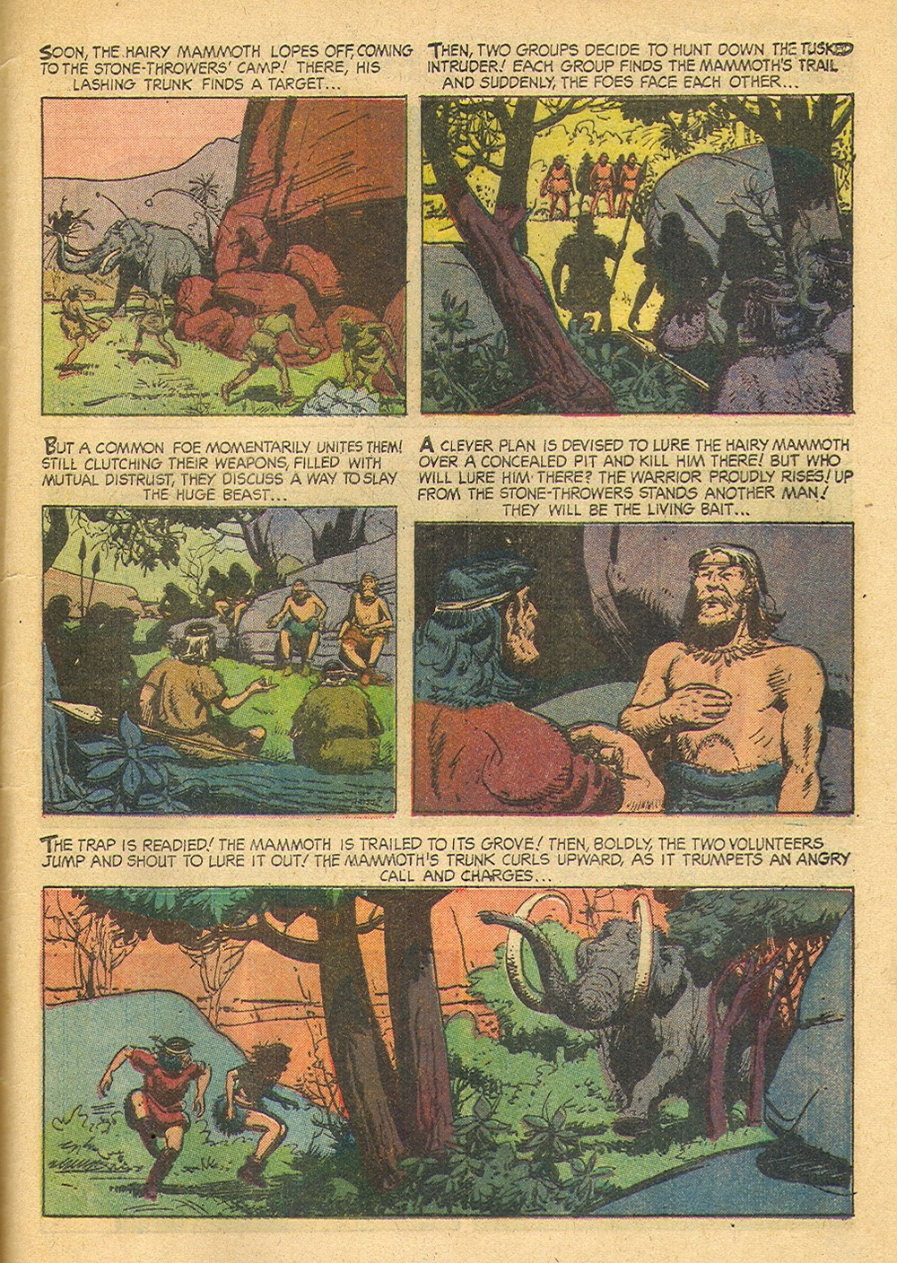 Read online Turok, Son of Stone comic -  Issue #39 - 33