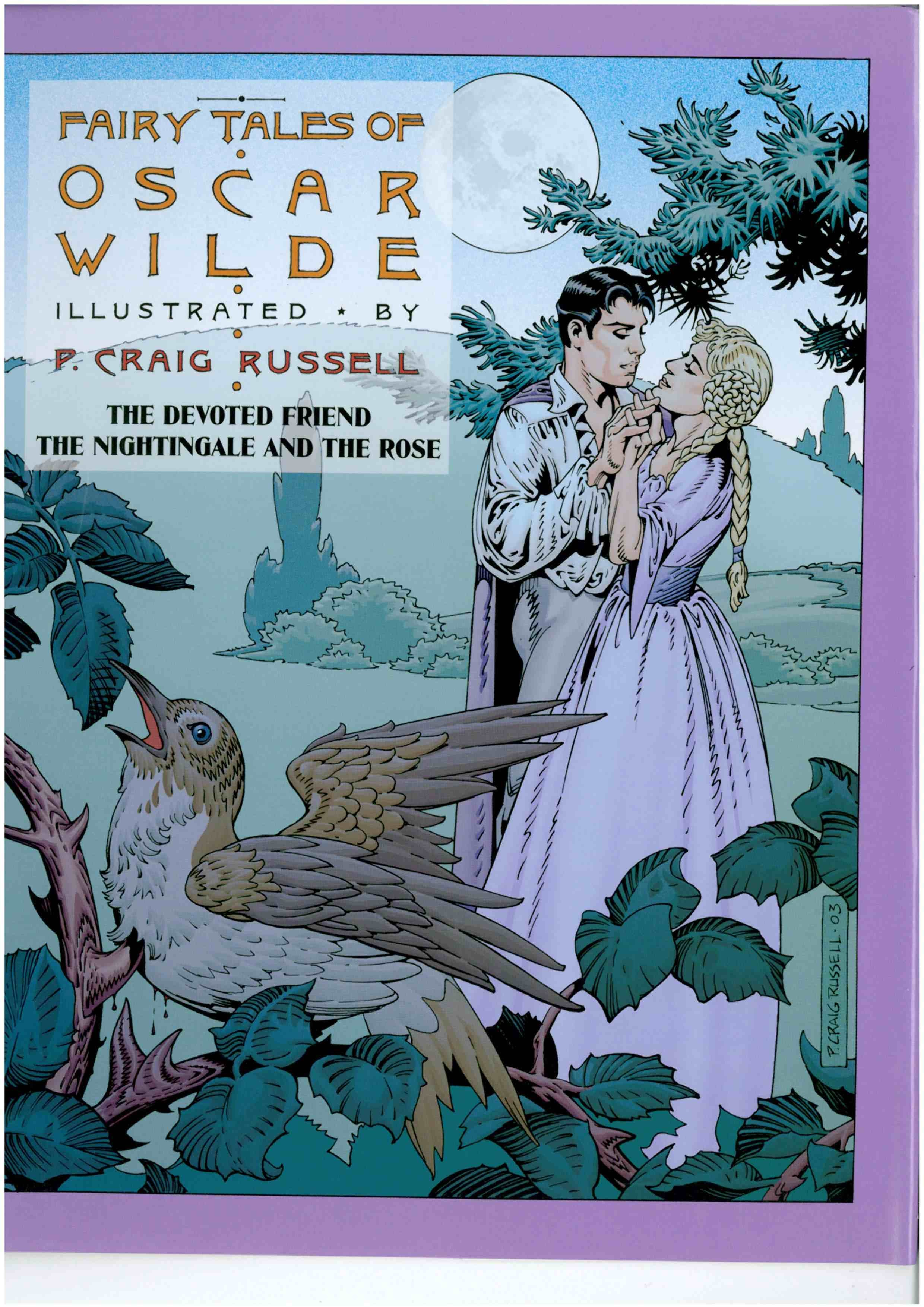 Fairy Tales of Oscar Wilde 4 Page 1