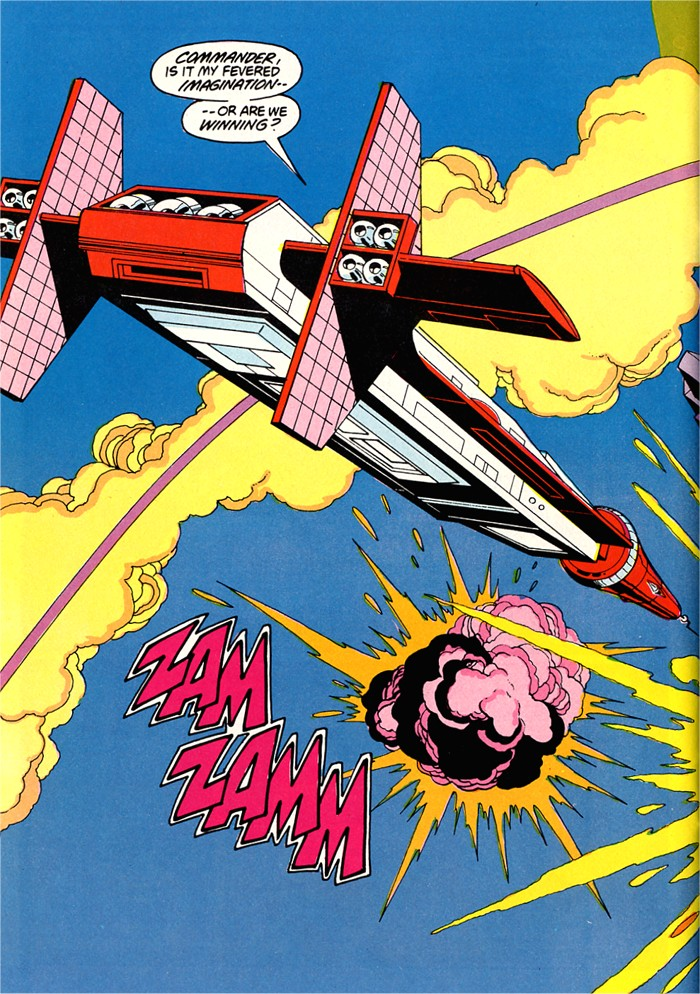 Read online Atari Force (1982) comic -  Issue #5 - 38