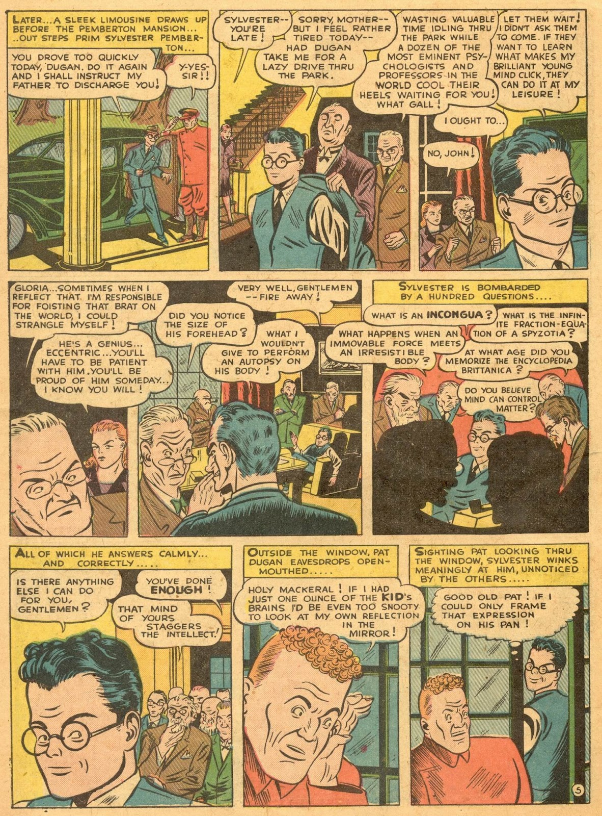 Star Spangled Comics (1941) issue 1 - Page 52