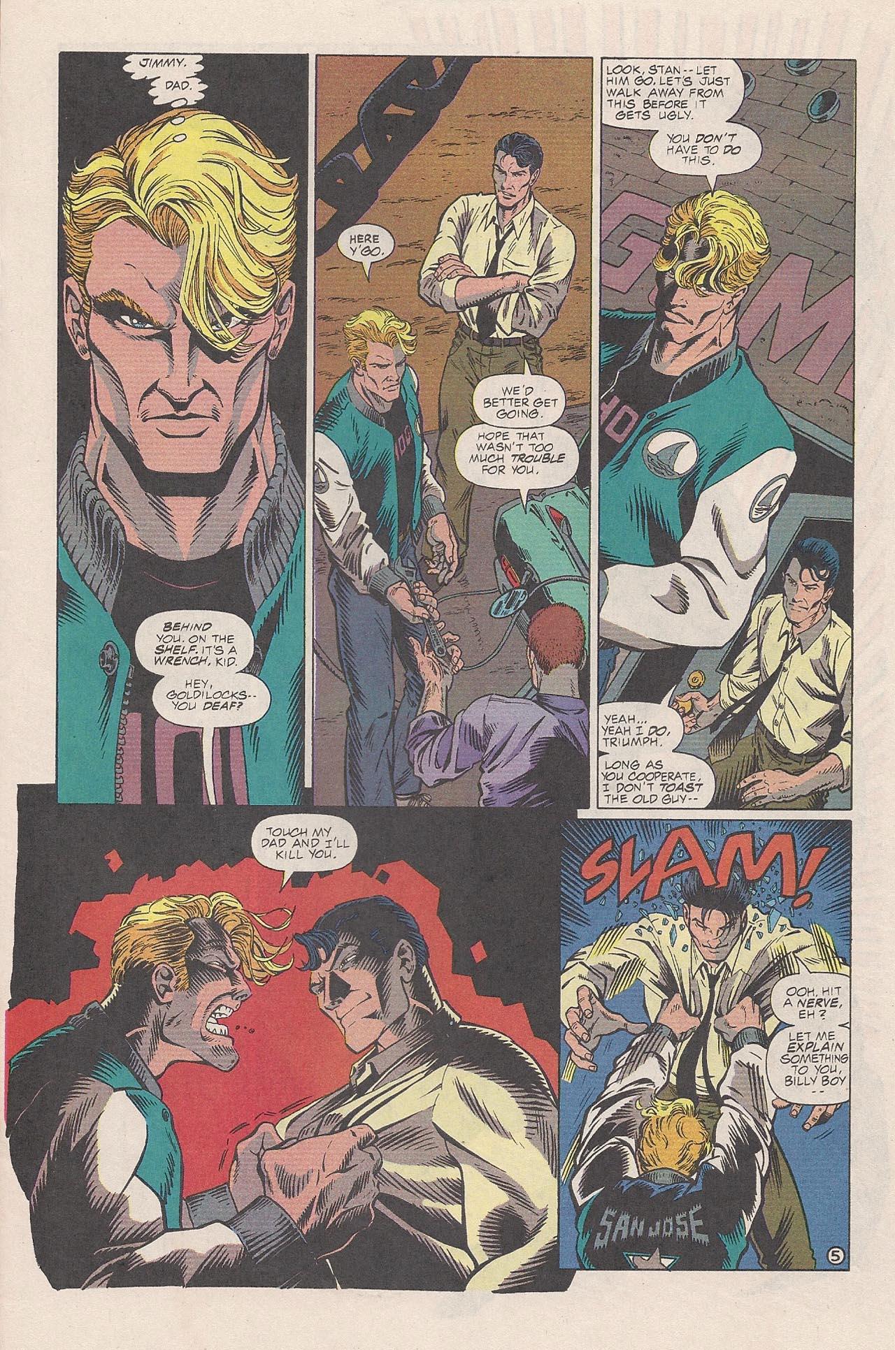 Read online Triumph comic -  Issue #4 - 9