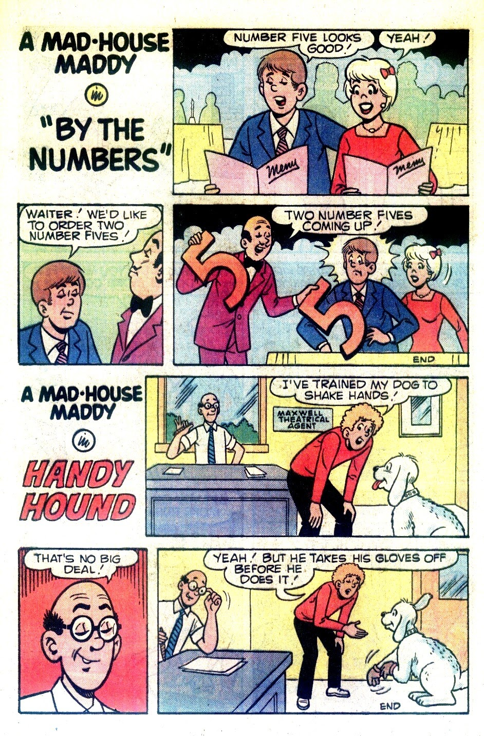 Read online Madhouse Comics comic -  Issue #127 - 24