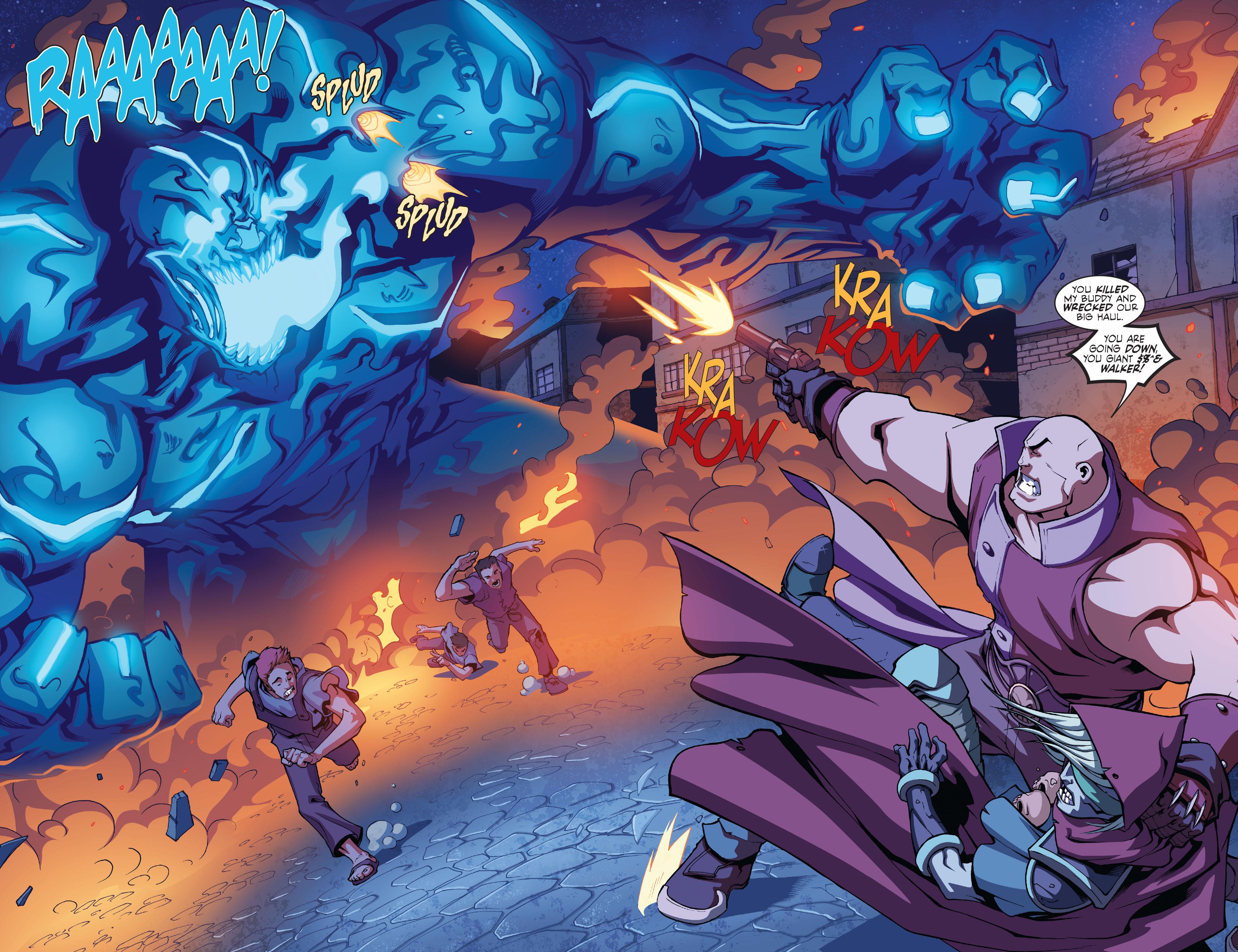 Read online Skullkickers comic -  Issue #5 - 12