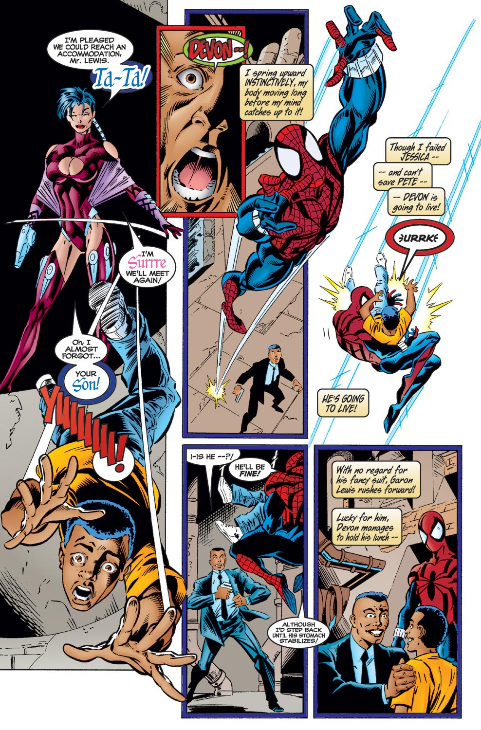 The Amazing Spider-Man (1963) 414 Page 19