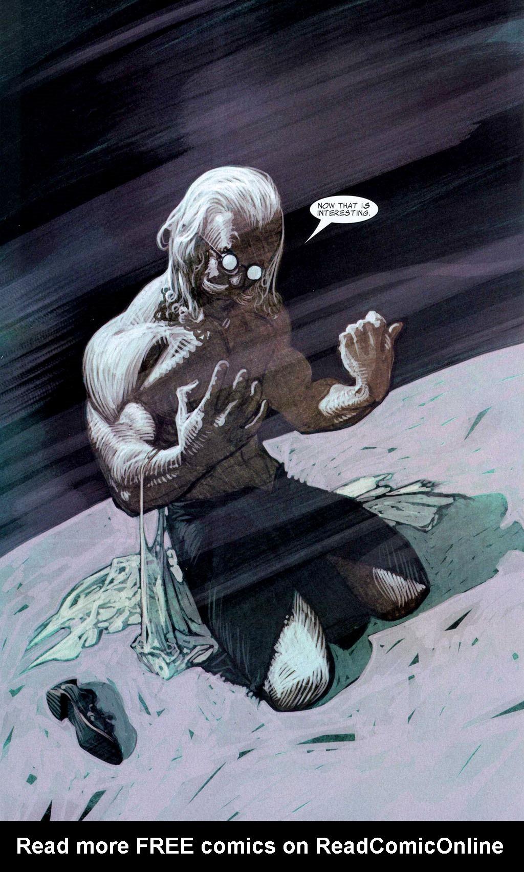 Read online Silent War comic -  Issue #2 - 8