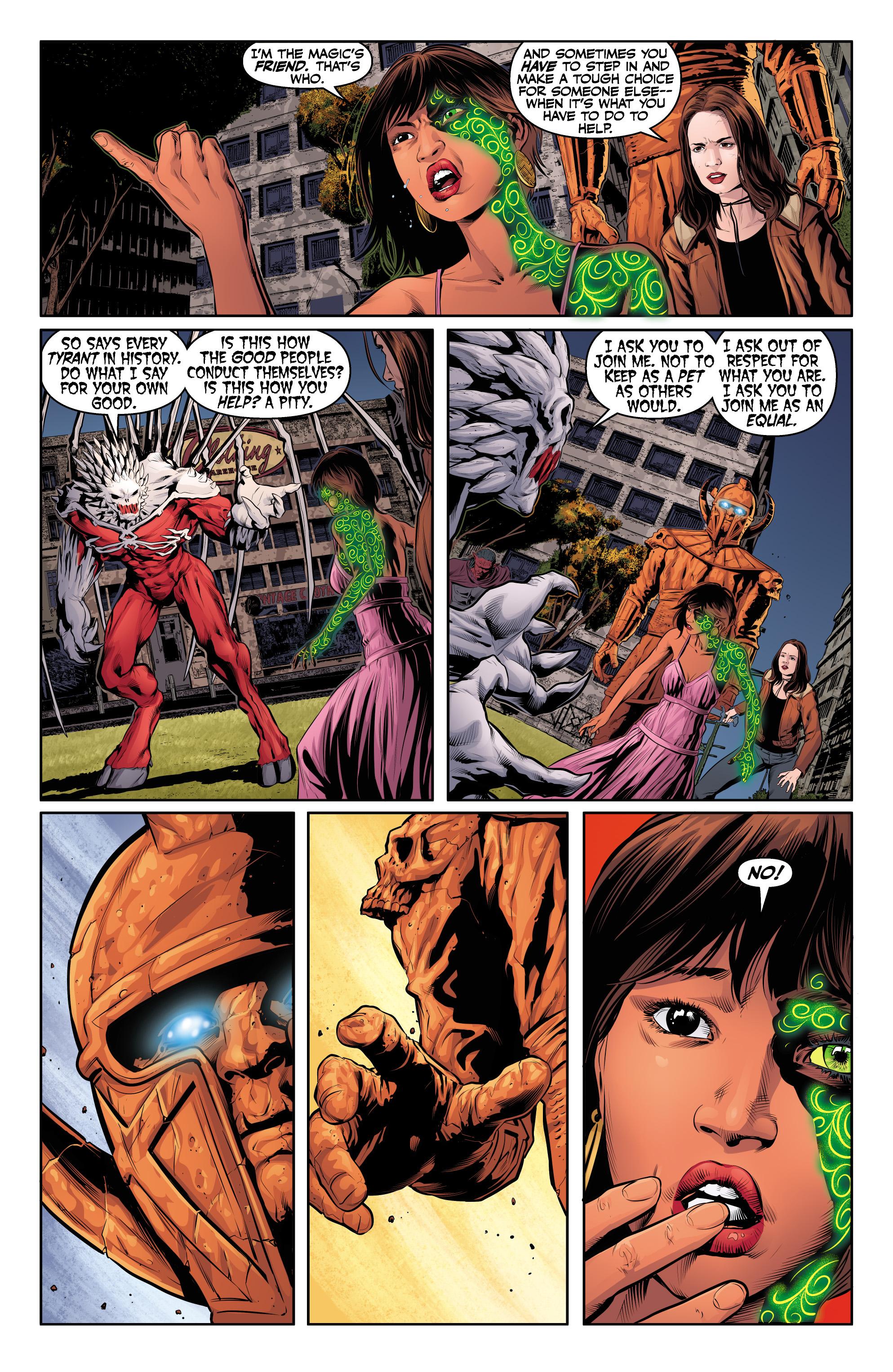Read online Angel & Faith Season 10 comic -  Issue #24 - 15