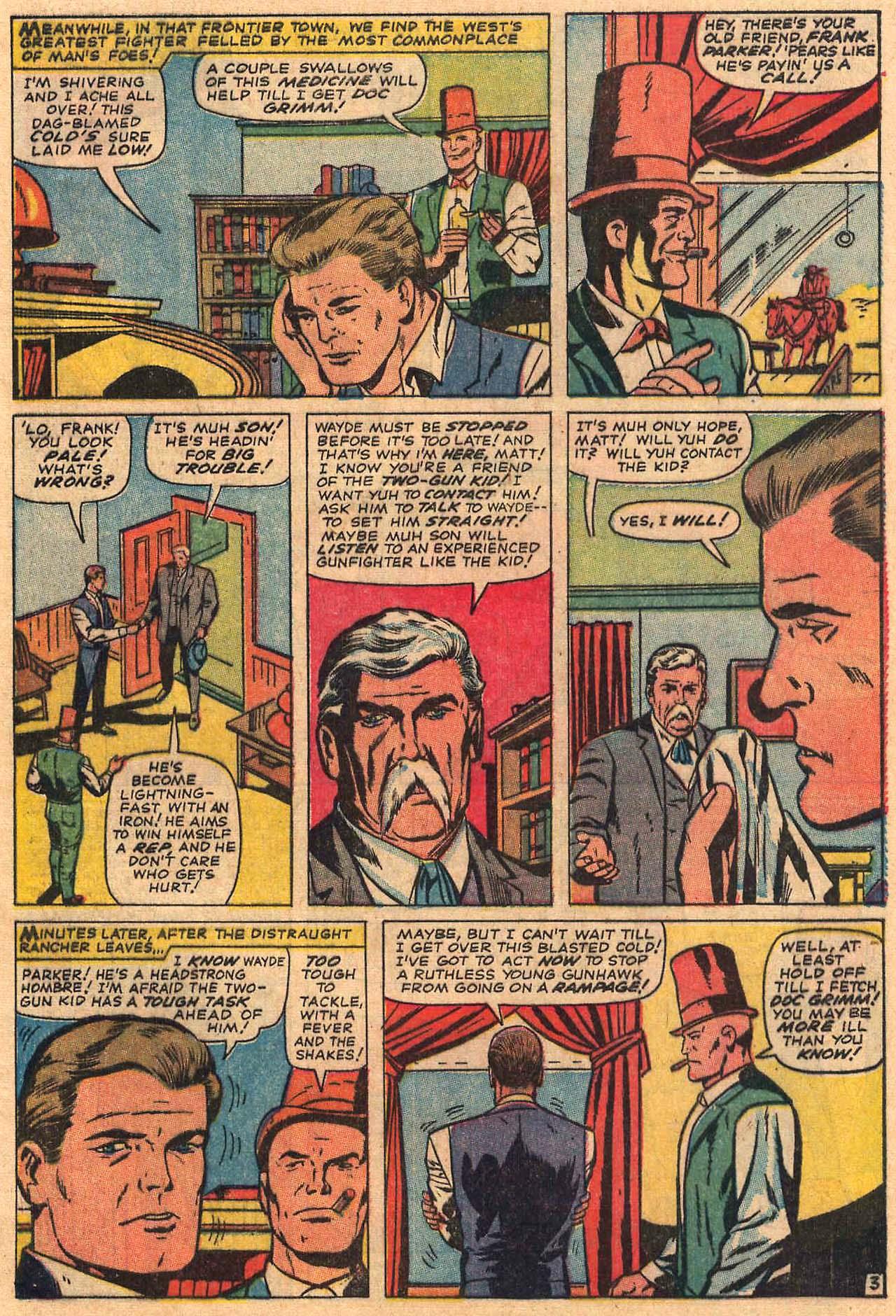 Read online Two-Gun Kid comic -  Issue #84 - 5