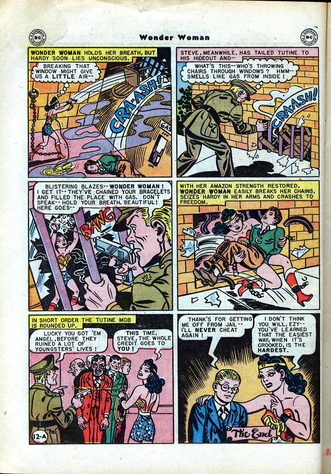 Read online Wonder Woman (1942) comic -  Issue #24 - 14