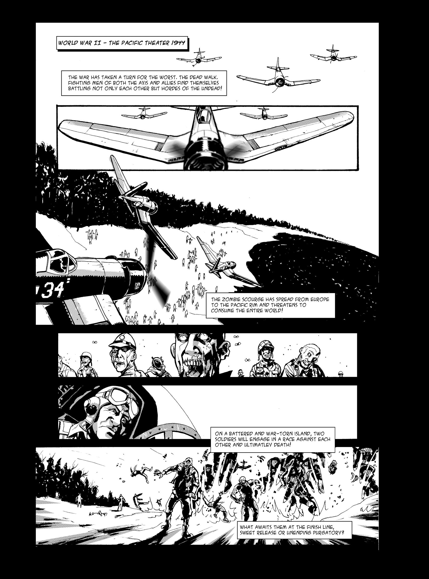 Read online FUBAR comic -  Issue #2 - 111