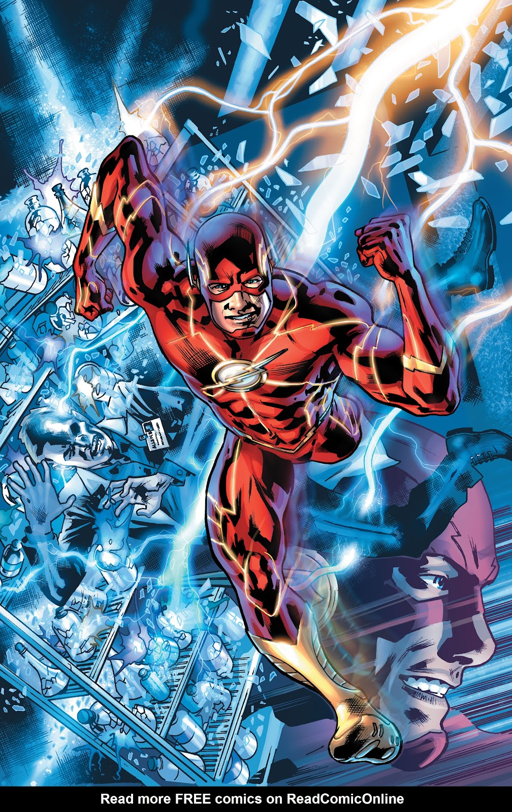 Read online The Flash (2011) comic -  Issue # _TPB 7 - 119