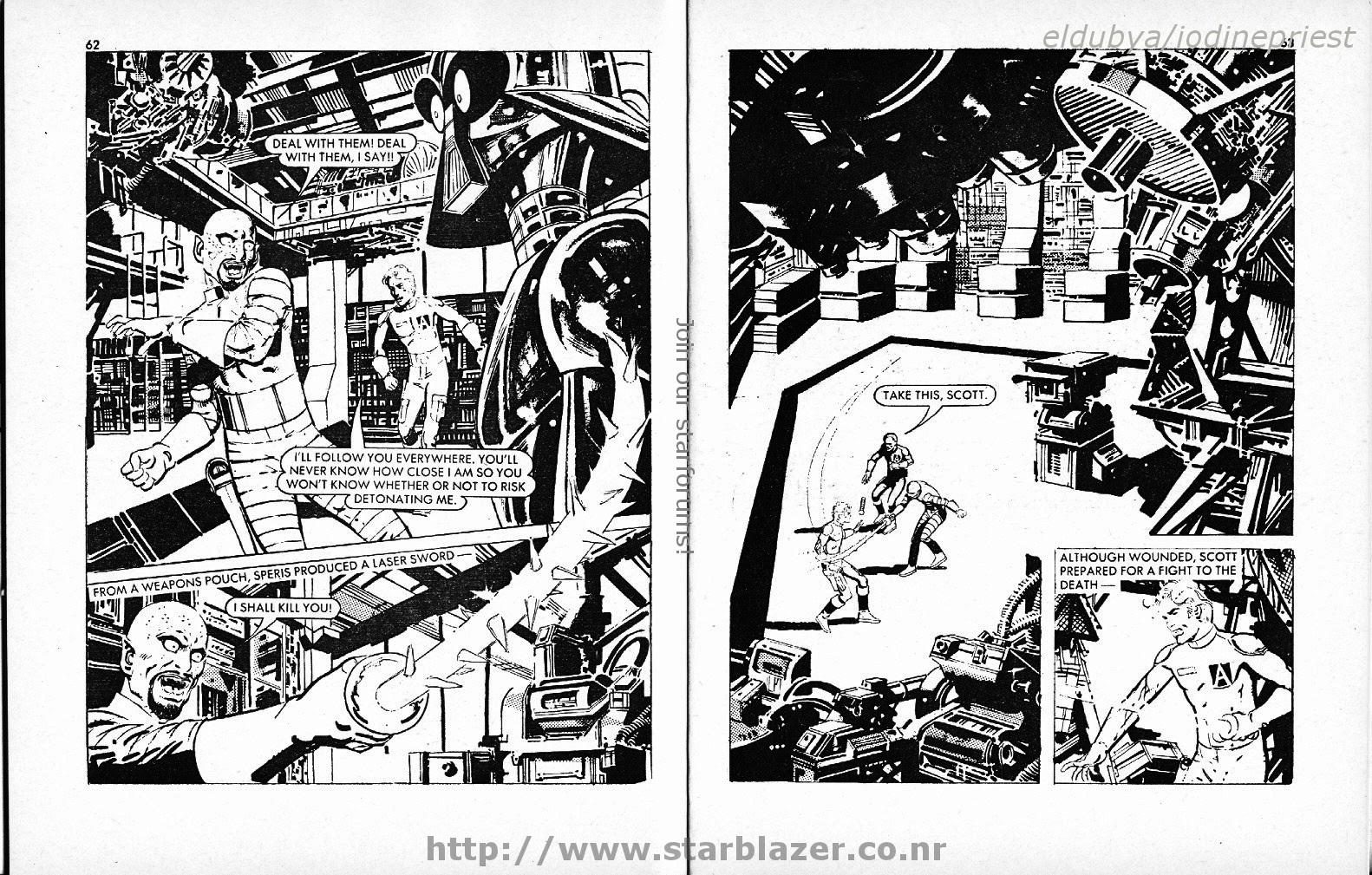 Starblazer issue 135 - Page 33
