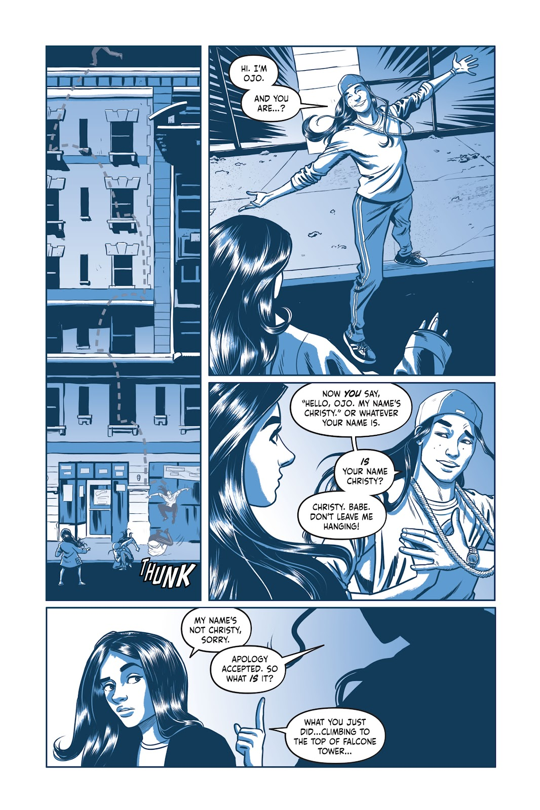 Read online Under the Moon: A Catwoman Tale comic -  Issue # TPB (Part 1) - 86