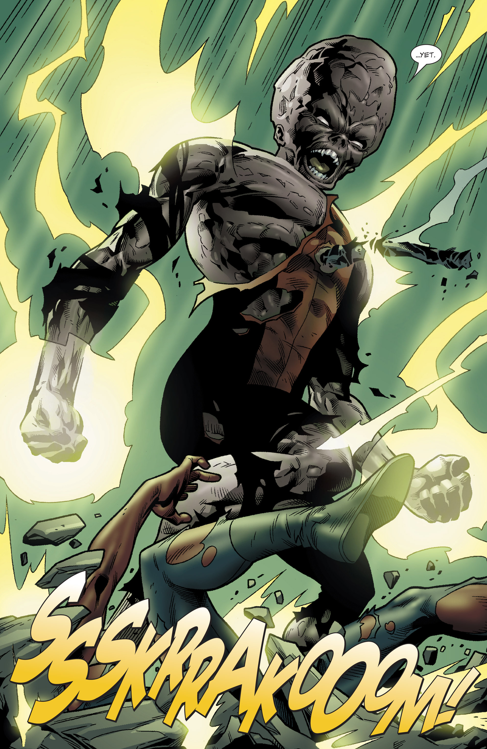 Read online World War Hulk Aftersmash: Warbound, Vol. 1 comic -  Issue #5 - 16