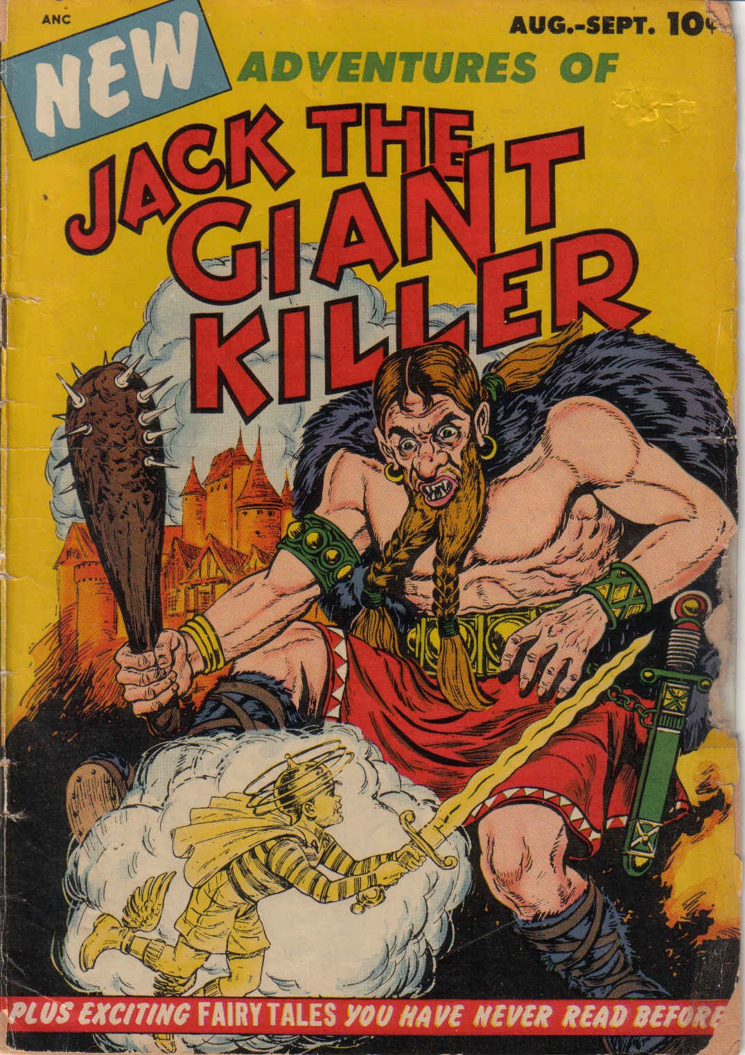 Jack The Giant Killer issue Full - Page 1