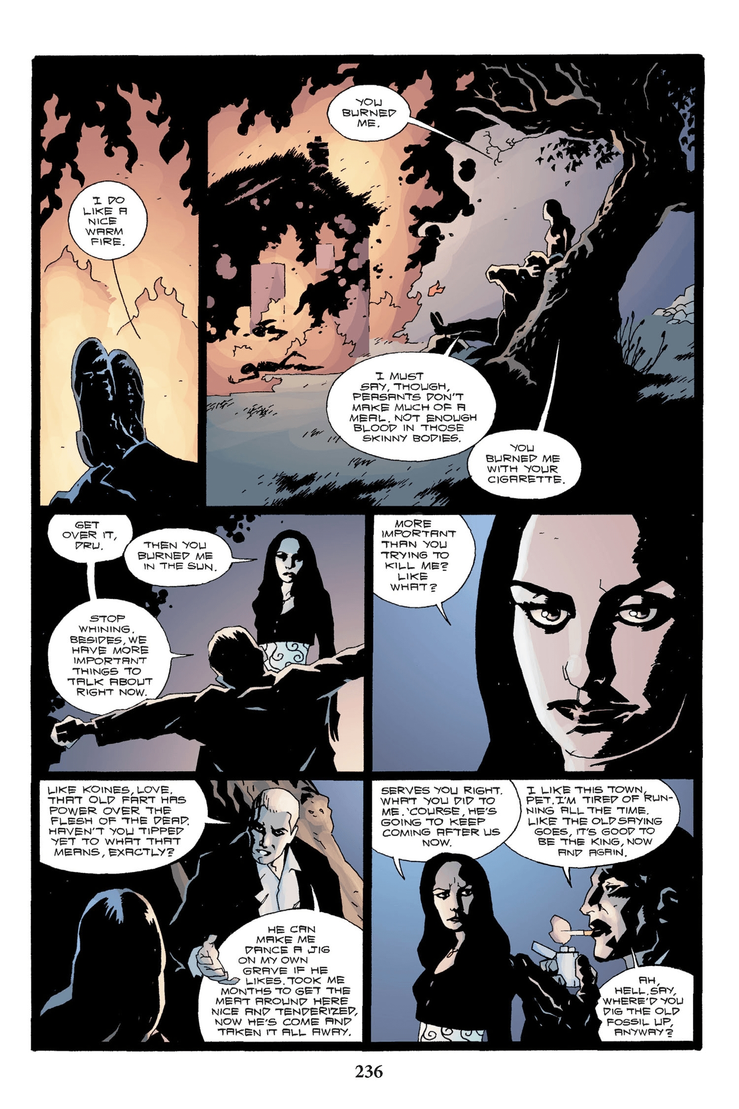 Read online Buffy the Vampire Slayer: Omnibus comic -  Issue # TPB 2 - 229