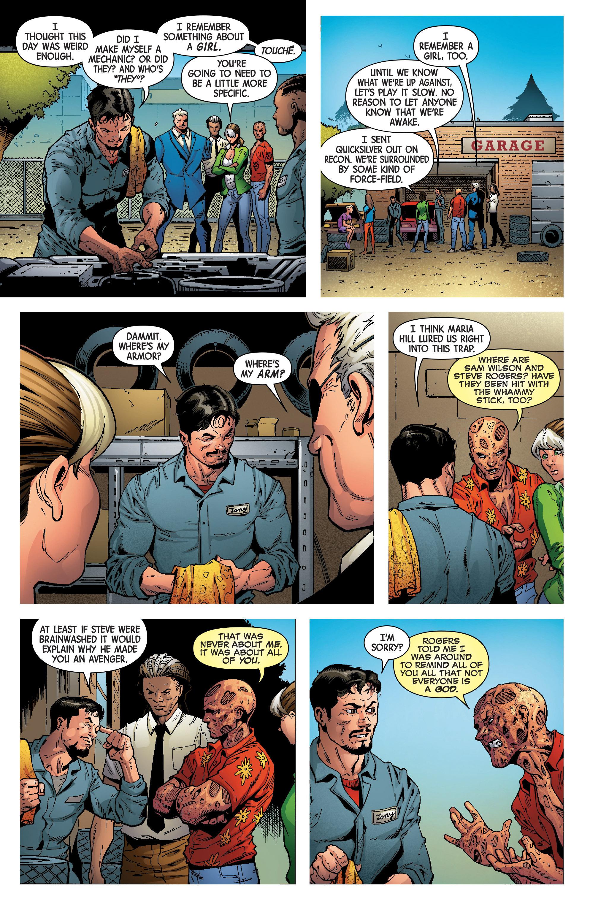 Read online Uncanny Avengers [II] comic -  Issue #8 - 18