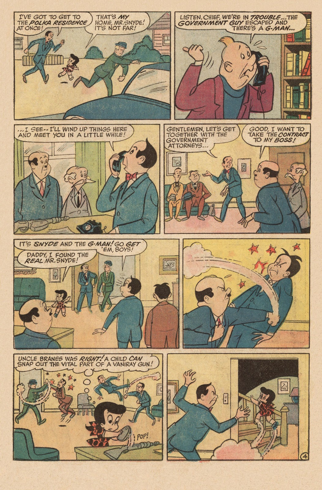 Little Dot (1953) issue 159 - Page 15