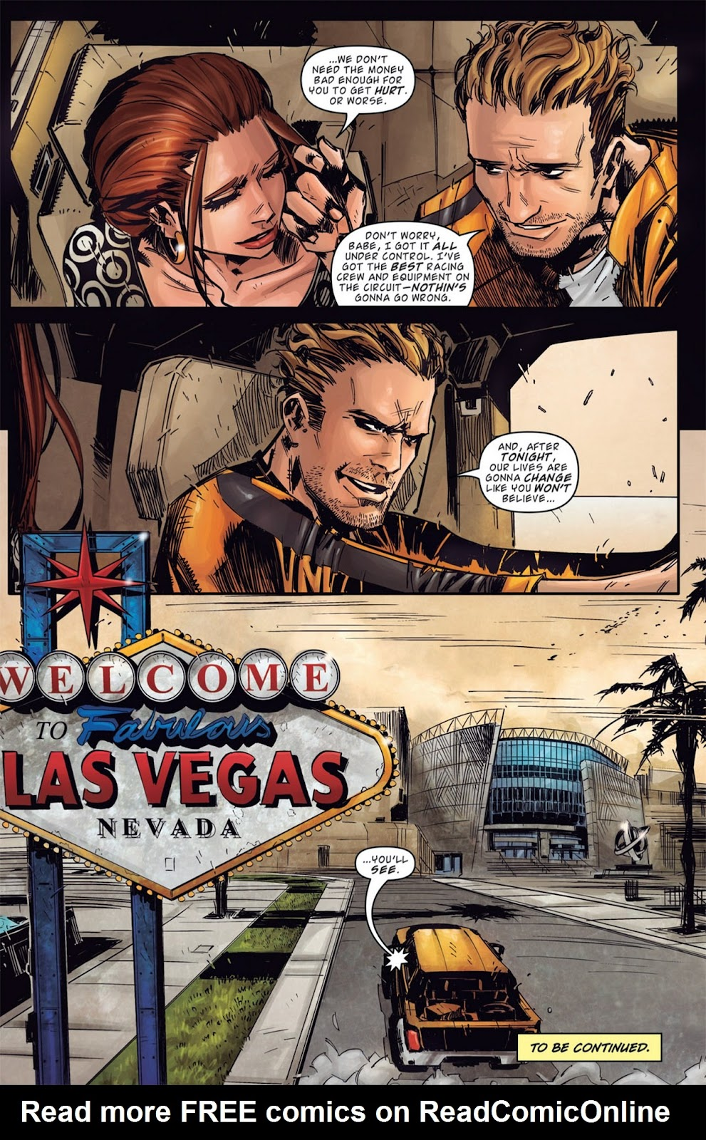 Read online Dead Rising: Road to Fortune comic -  Issue #1 - 25