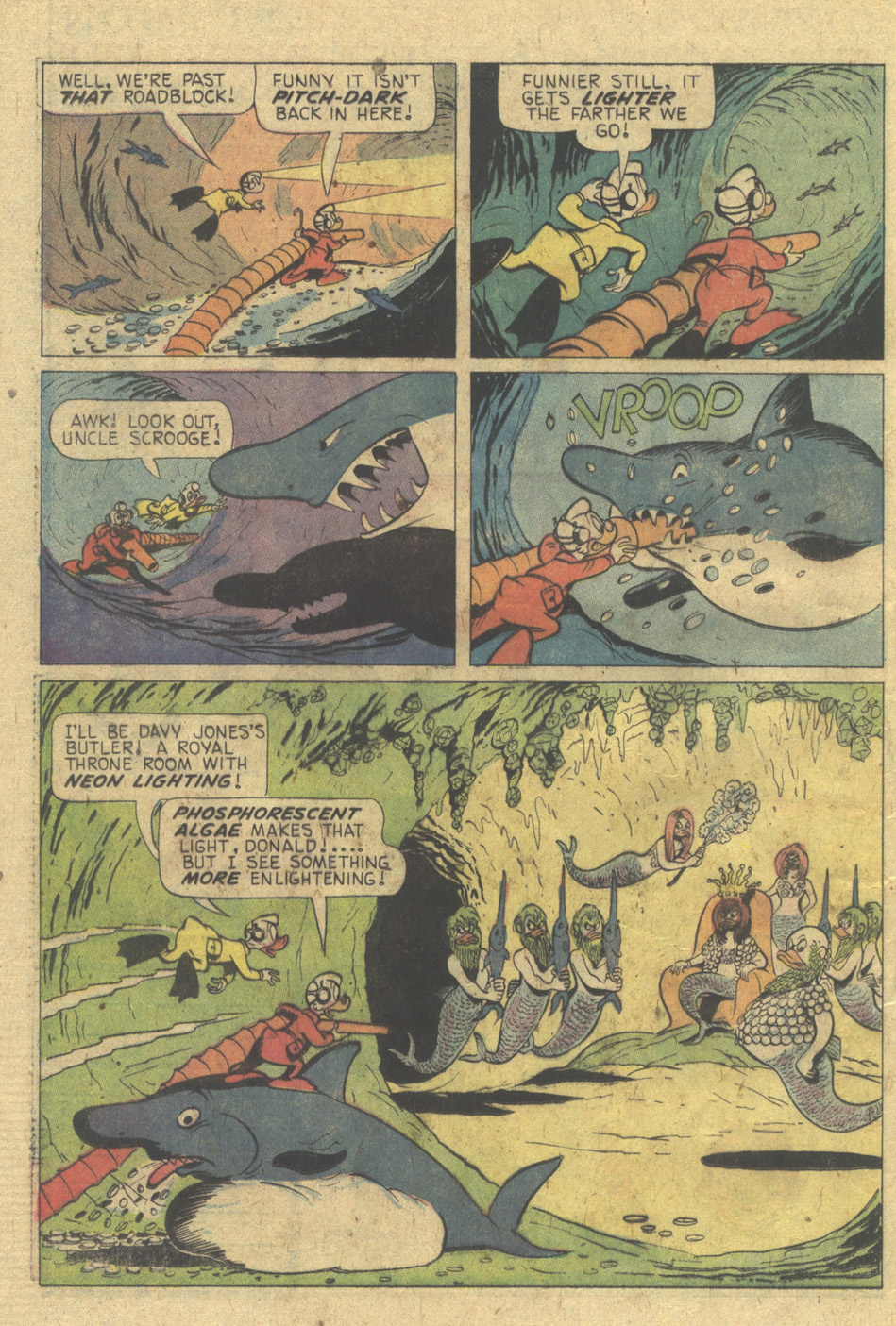 Read online Uncle Scrooge (1953) comic -  Issue #125 - 24