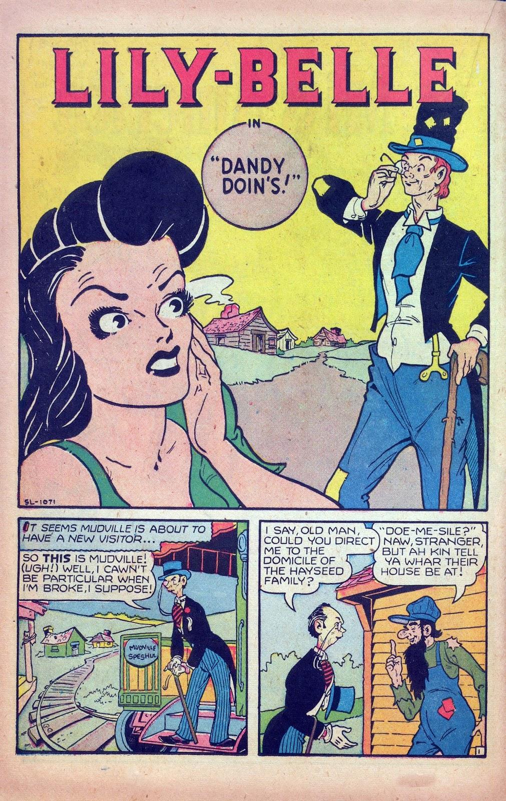 Read online Joker Comics comic -  Issue #28 - 22