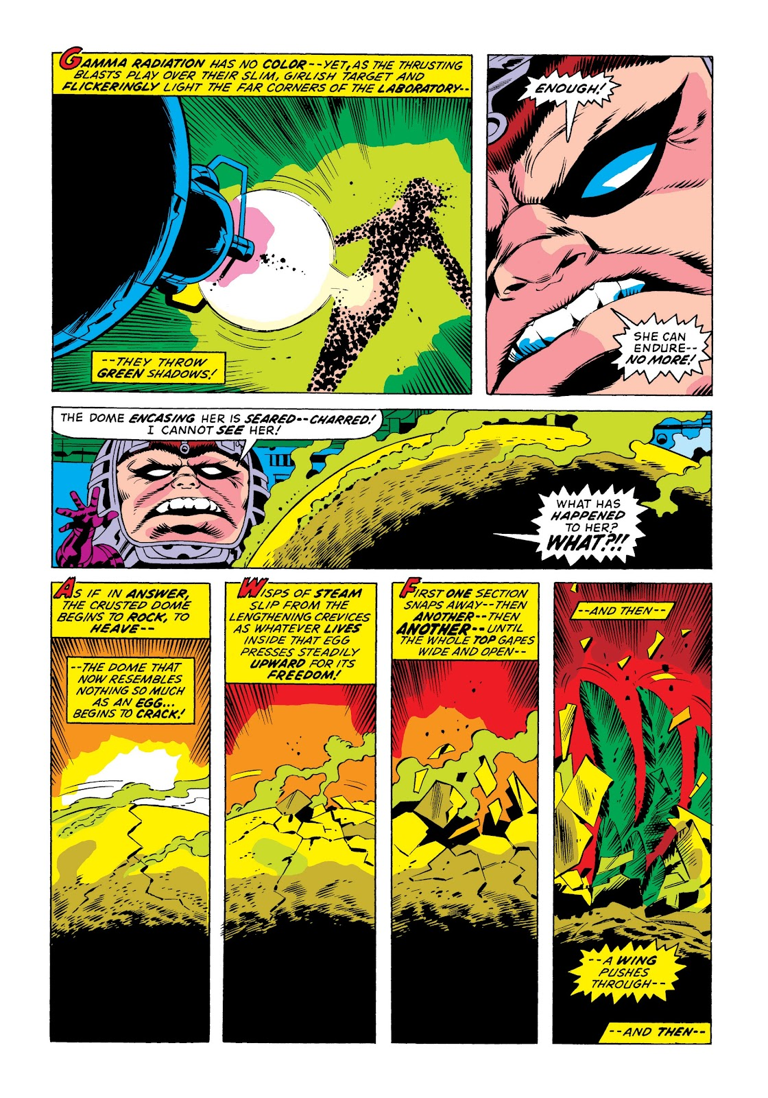 Read online Marvel Masterworks: The Incredible Hulk comic -  Issue # TPB 9 (Part 3) - 48