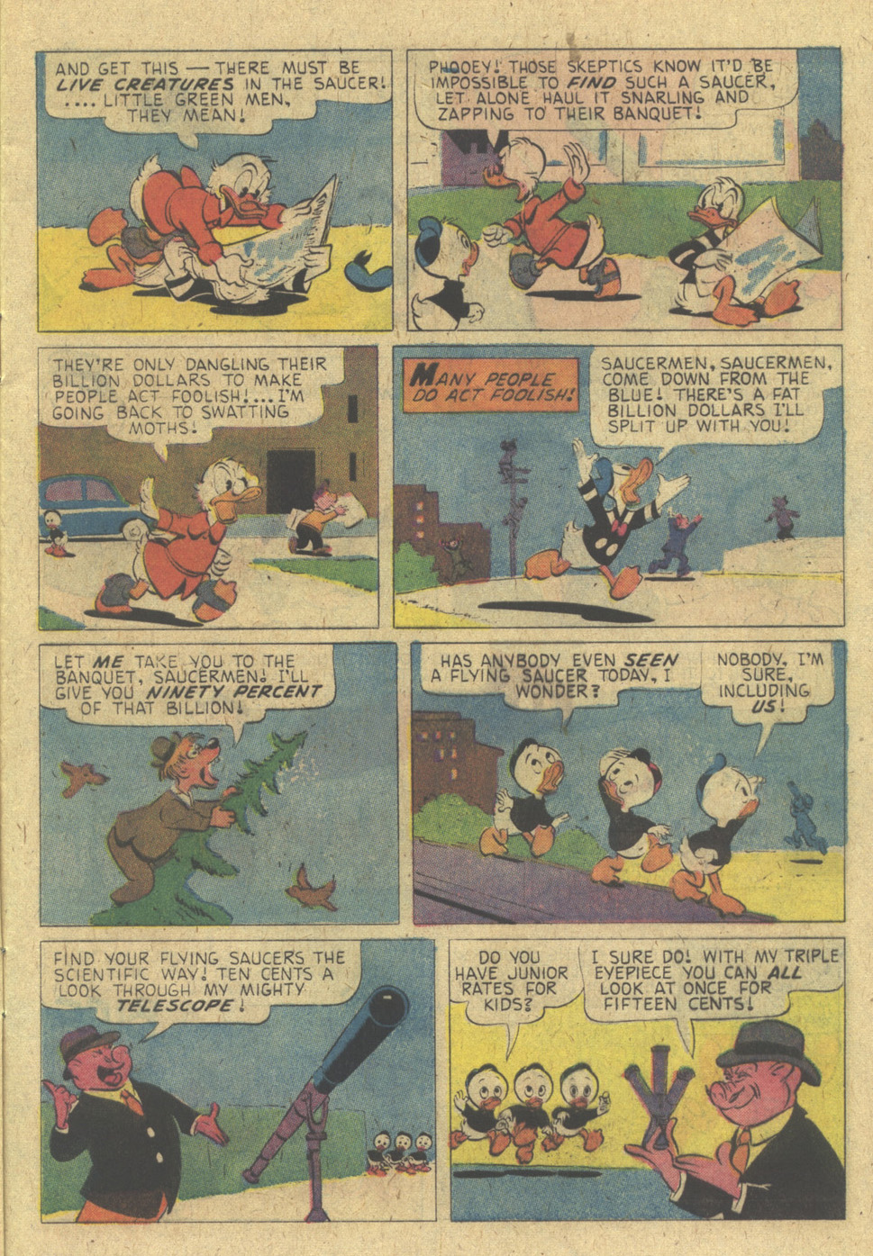 Read online Uncle Scrooge (1953) comic -  Issue #130 - 5