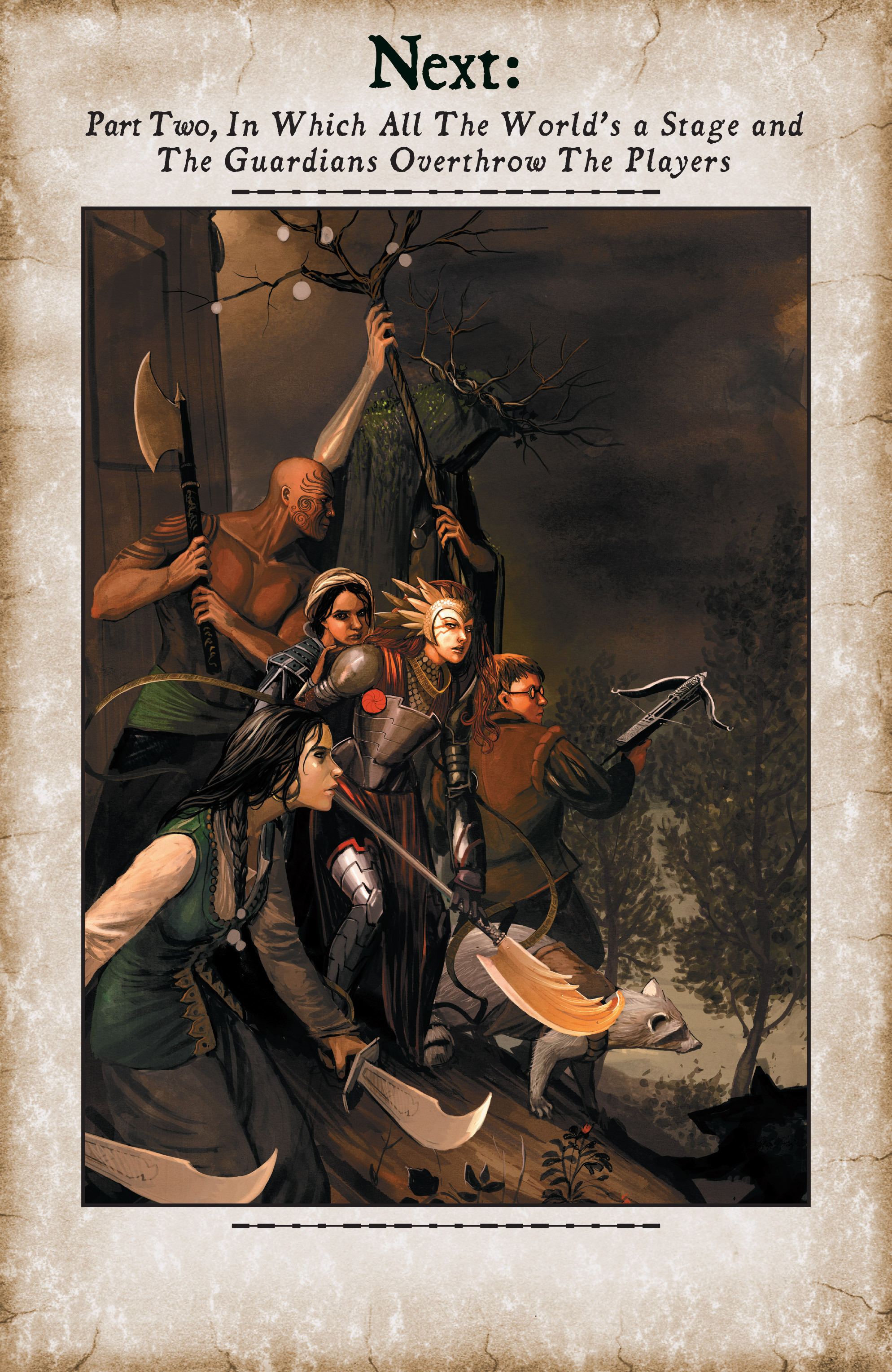 Read online 1602 Witch Hunter Angela comic -  Issue #1 - 22