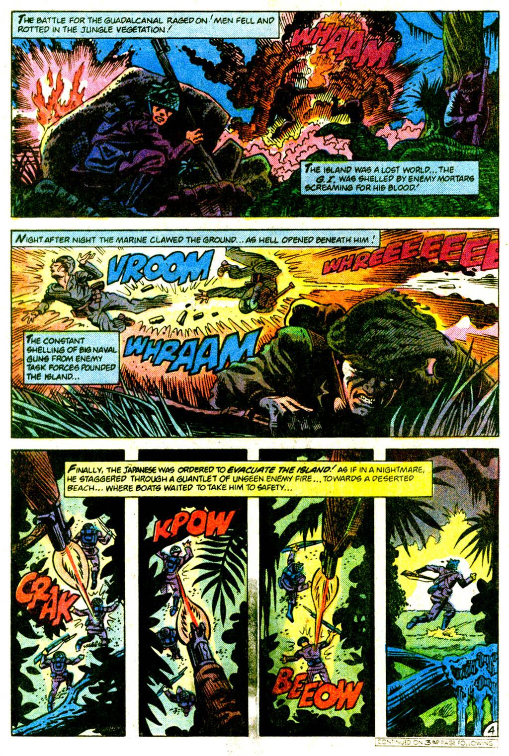 Read online Sgt. Rock comic -  Issue #375 - 27
